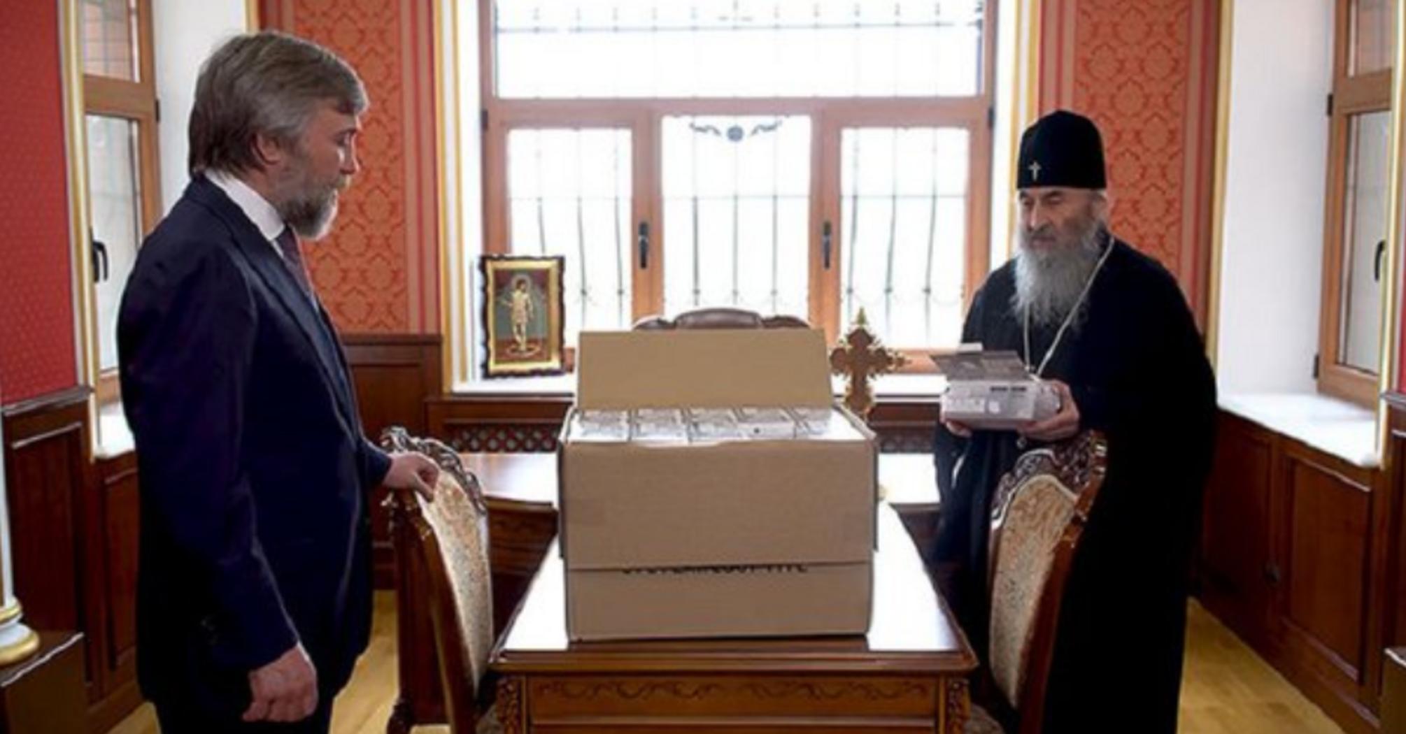 У Московському патріархаті готують великодні урочистості для 850 тисяч віруючих за гроші Новинського