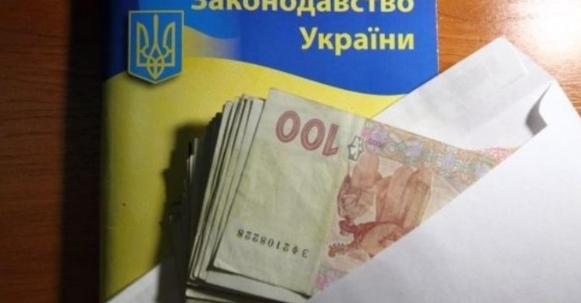 Украина потеряла 25,5 млрд грн на коррупции в налоговой: нардеп Гео Лерос передал документ в НАБУ