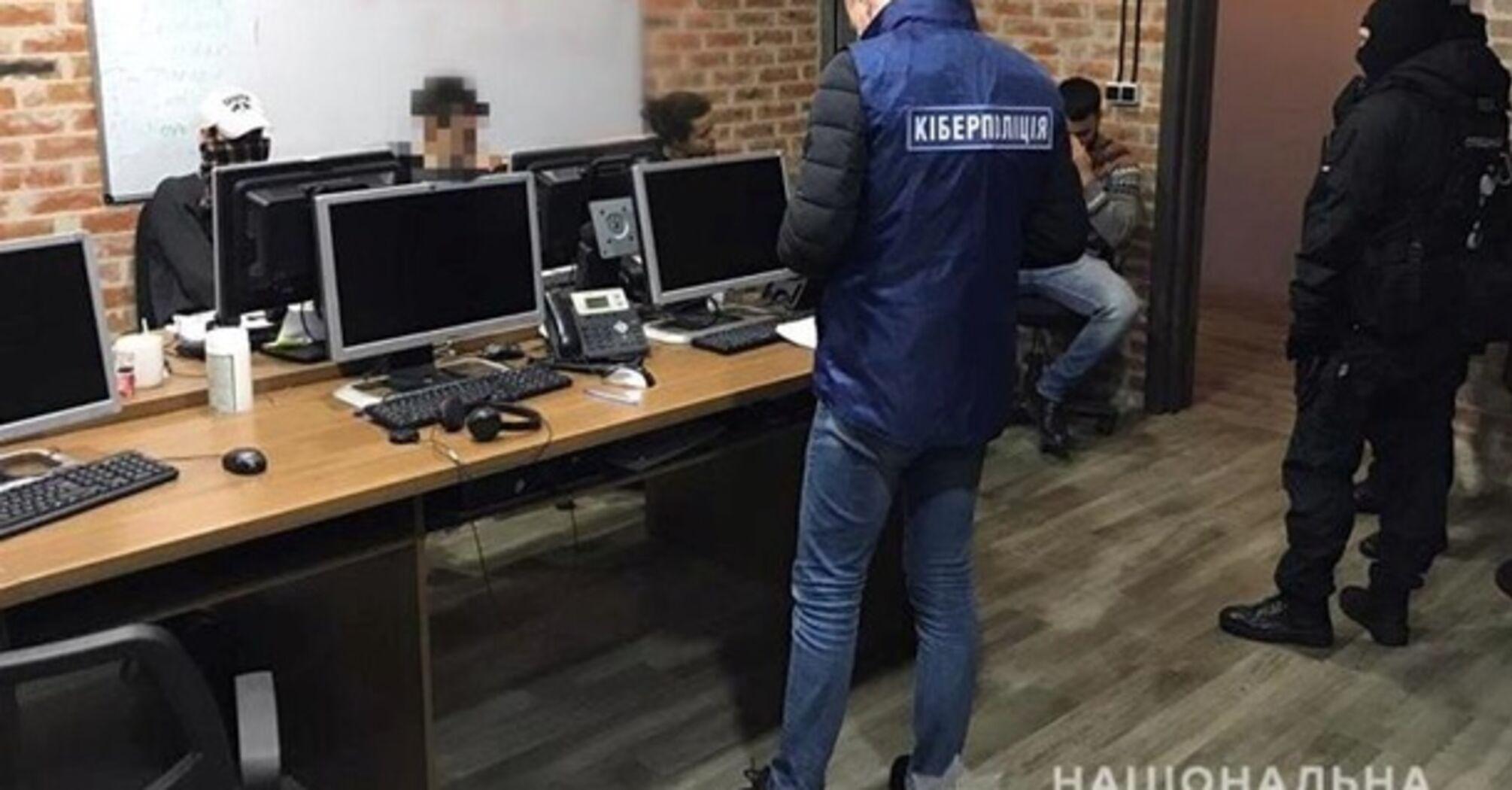 В Киеве мошенники проводили фейковые торги и присваивали деньги вкладчиков