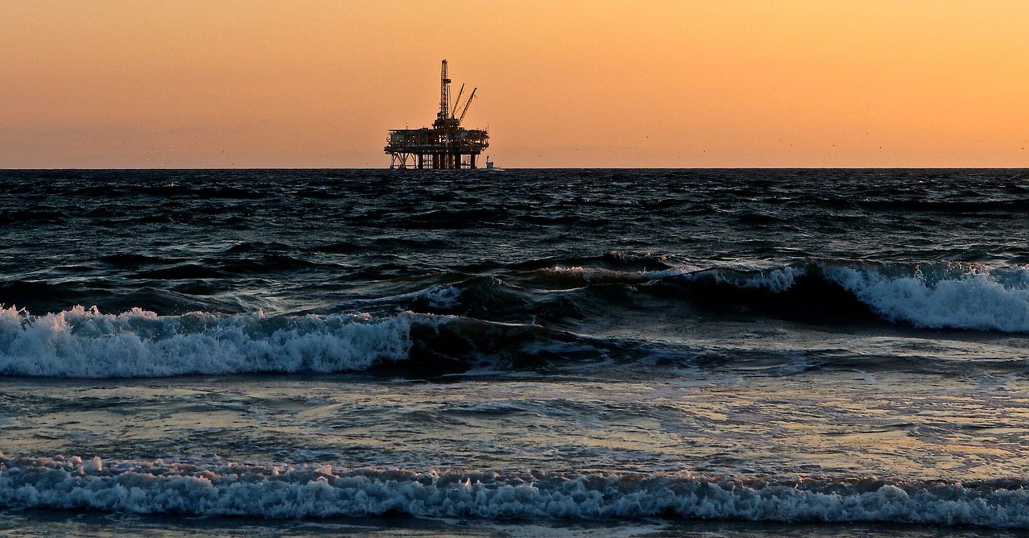 Цены на нефть упали во всем мире: график