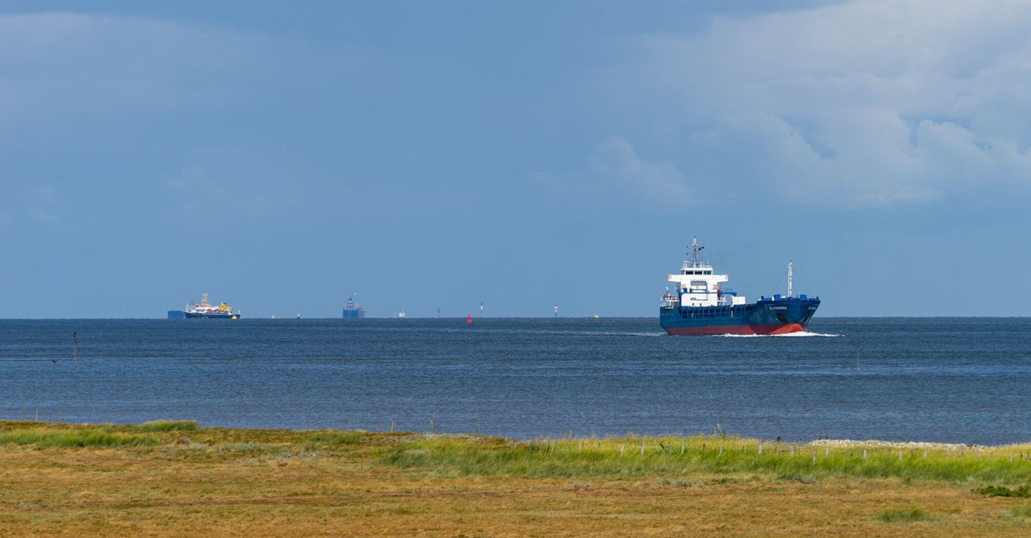 В Украину впервые прибыла американская нефть WTI