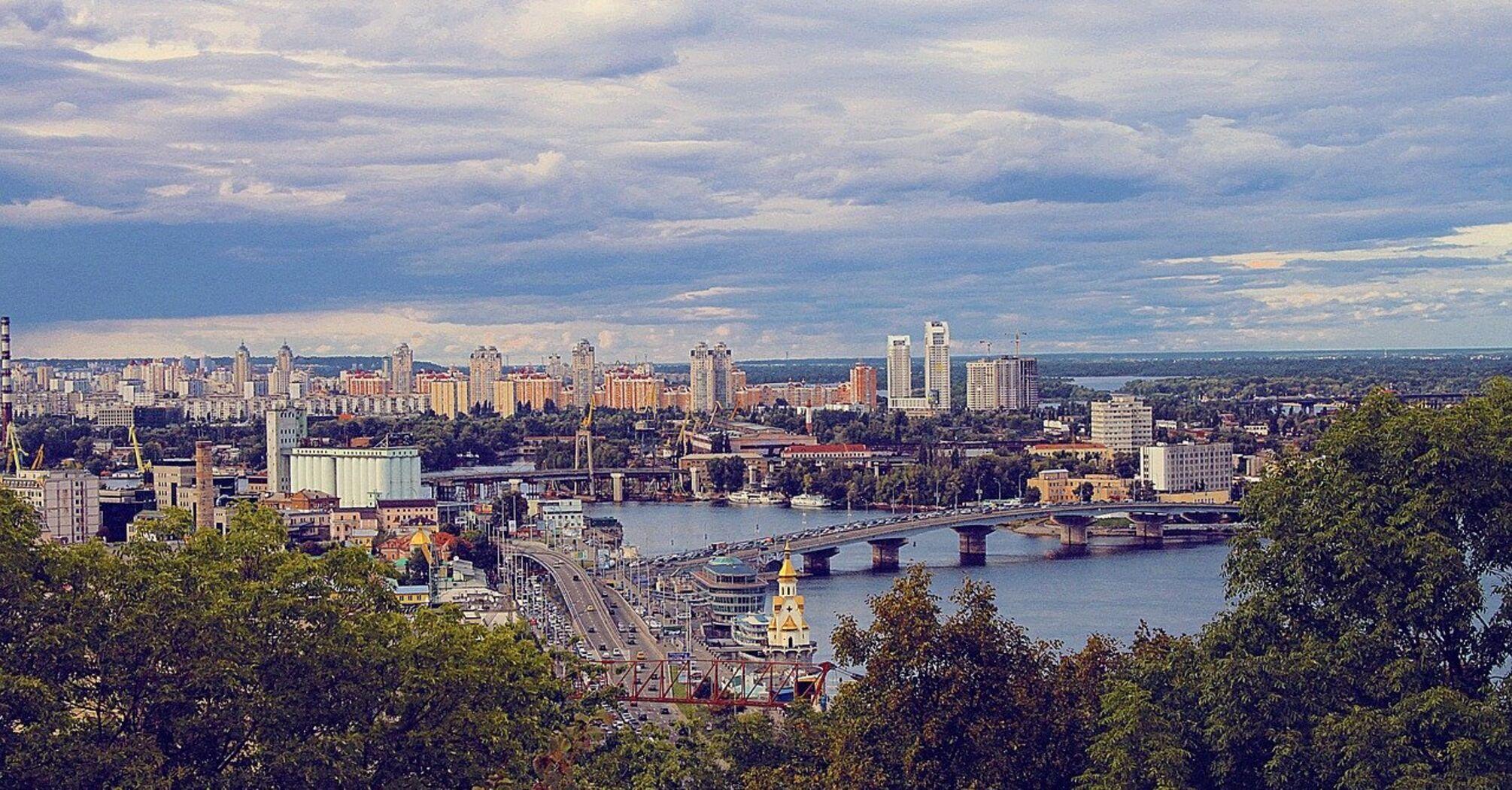 Киев вошел в ТОП-10 городов с самым высоким уровнем шеринг услуг