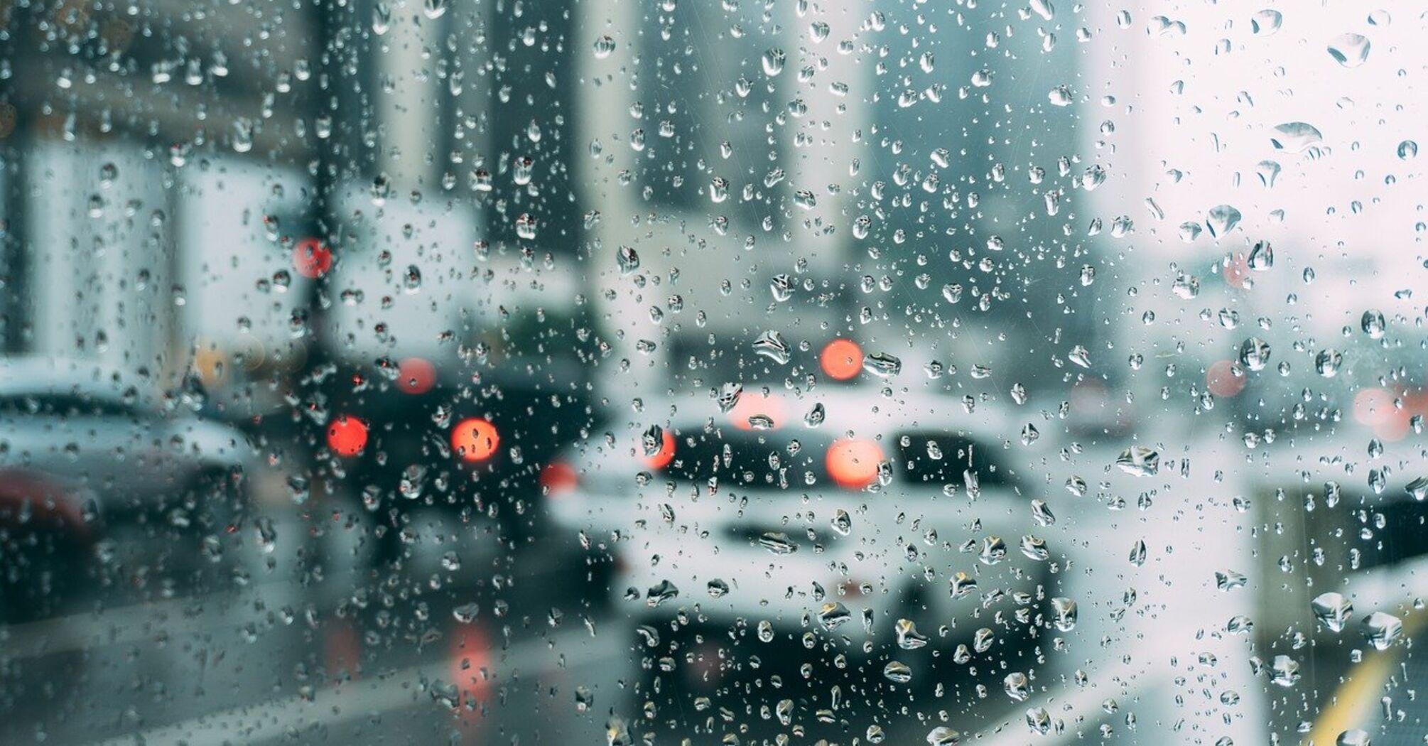 В Україні оголосили штормове попередження: сніг, дощі та ожеледь