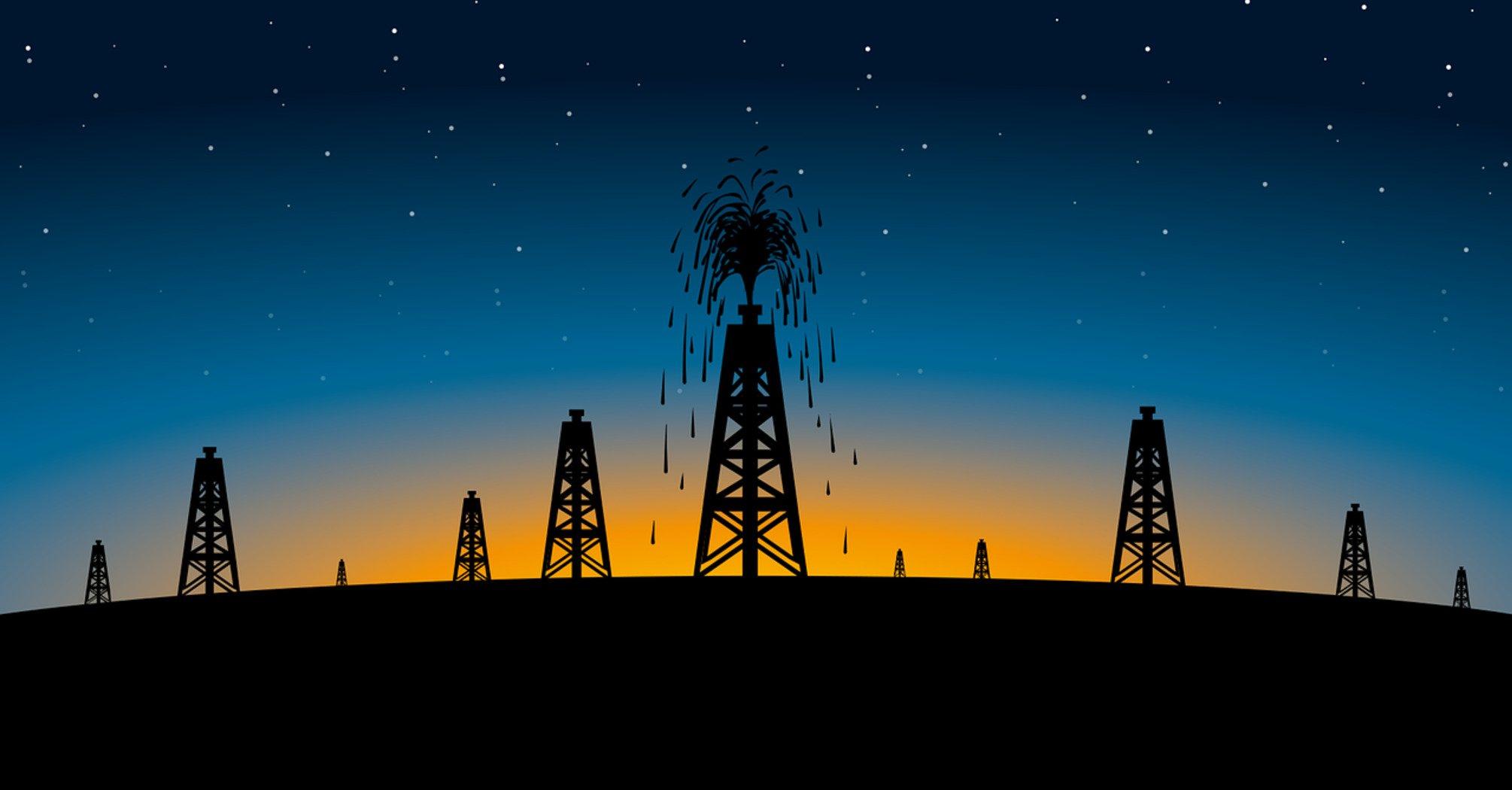 Цены на нефть преодолели психологическую отметку