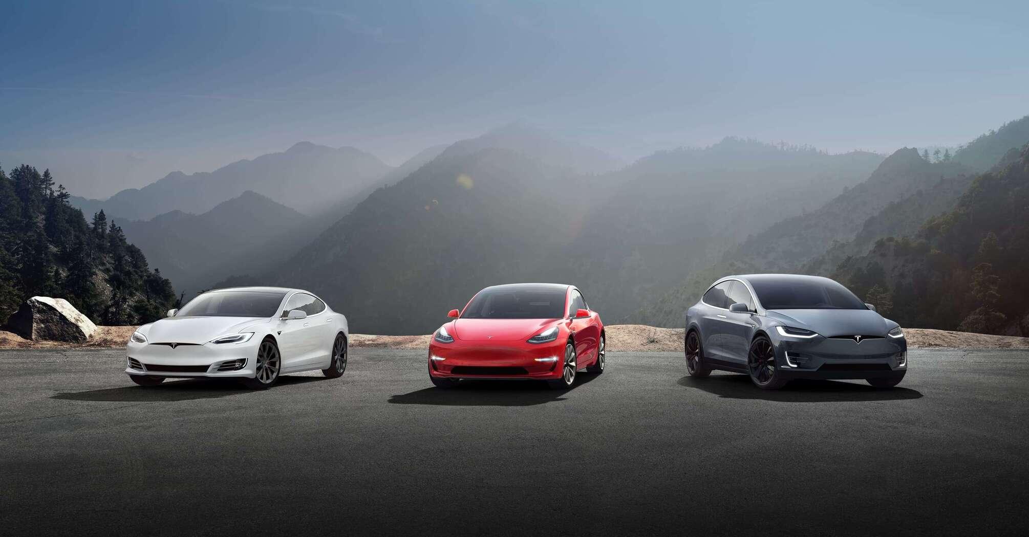 Все модели Tesla внезапно подешевели на несколько тысяч