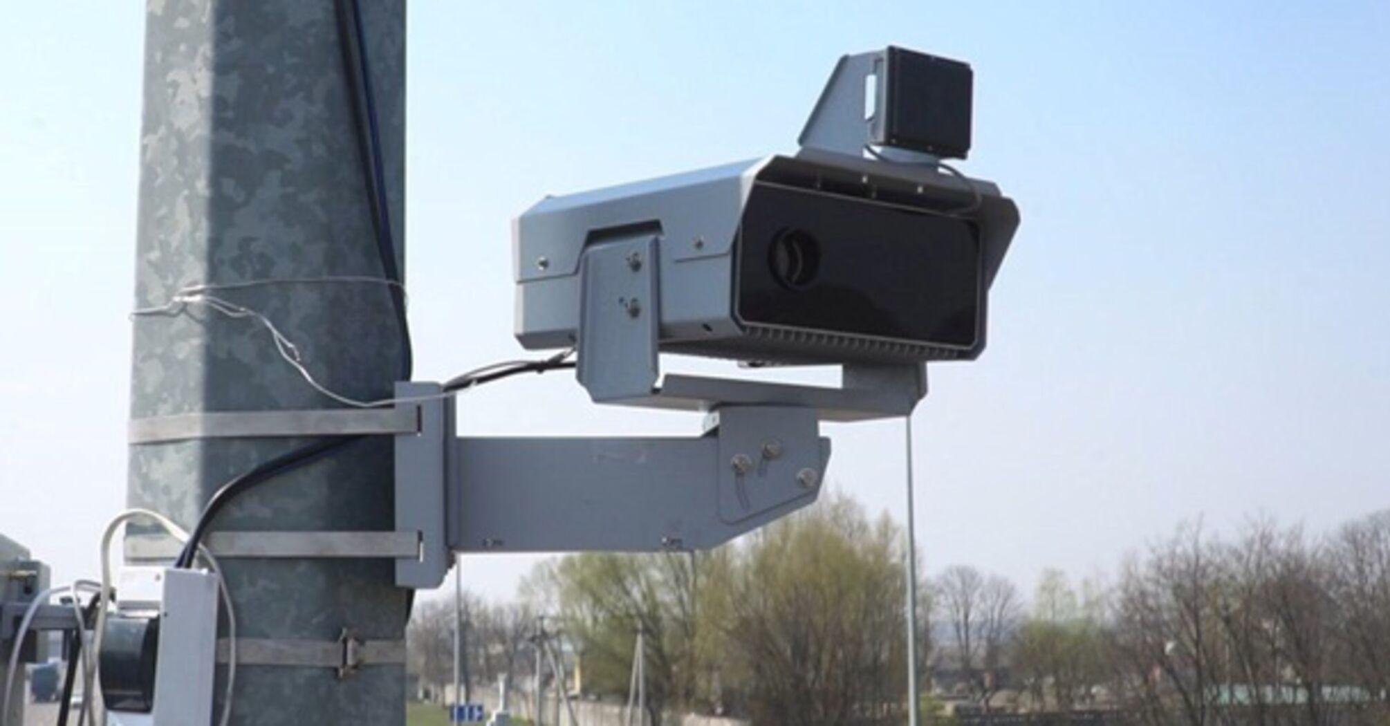В Украине заработала автофиксация нарушений ПДД