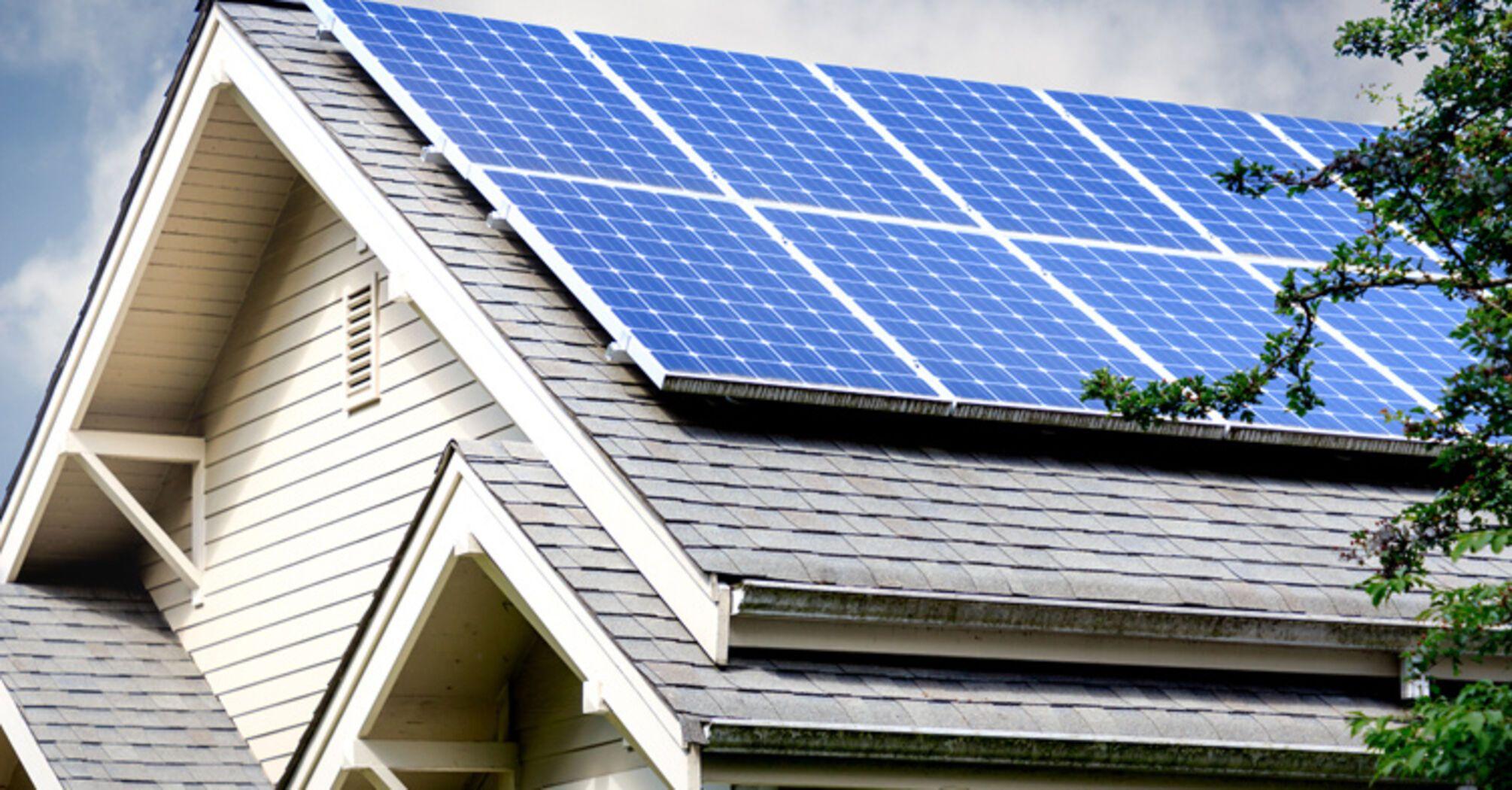 В Італії домогосподарства можуть безкоштовно встановлювати сонячні станції