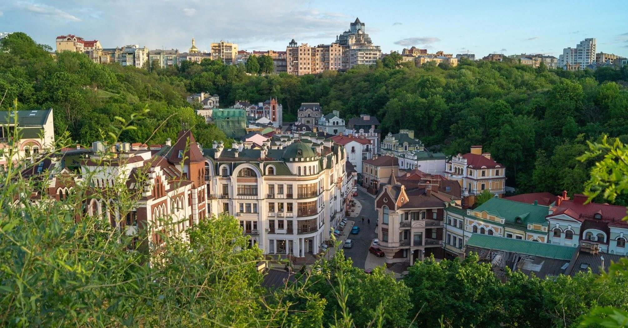 До Києва увірветься тепло: прогноз погоди на Страсний тиждень