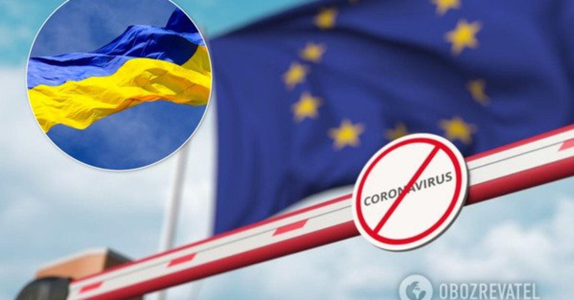 ЕС начнет открывать границы для других стран: Украина в список не попала