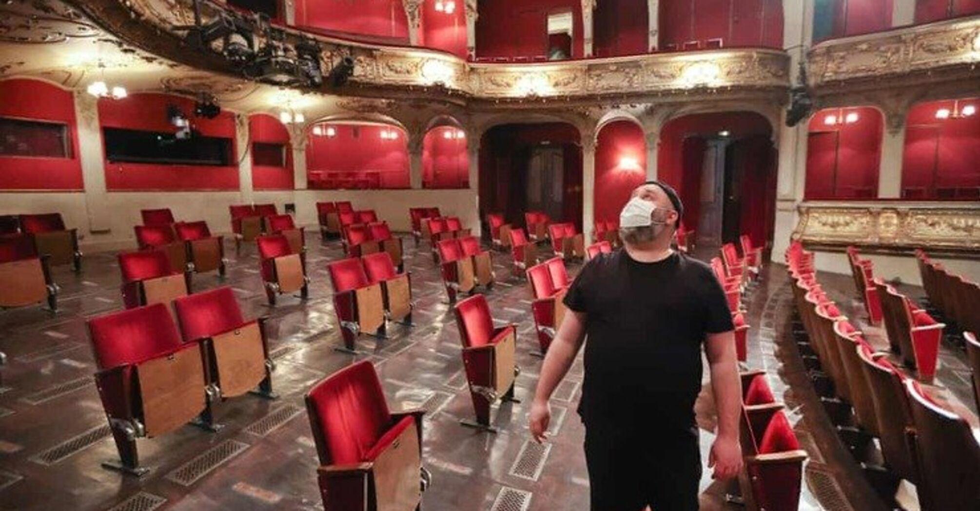 Берлінський театр переоблаштували для роботи після карантину. Що змінилося?