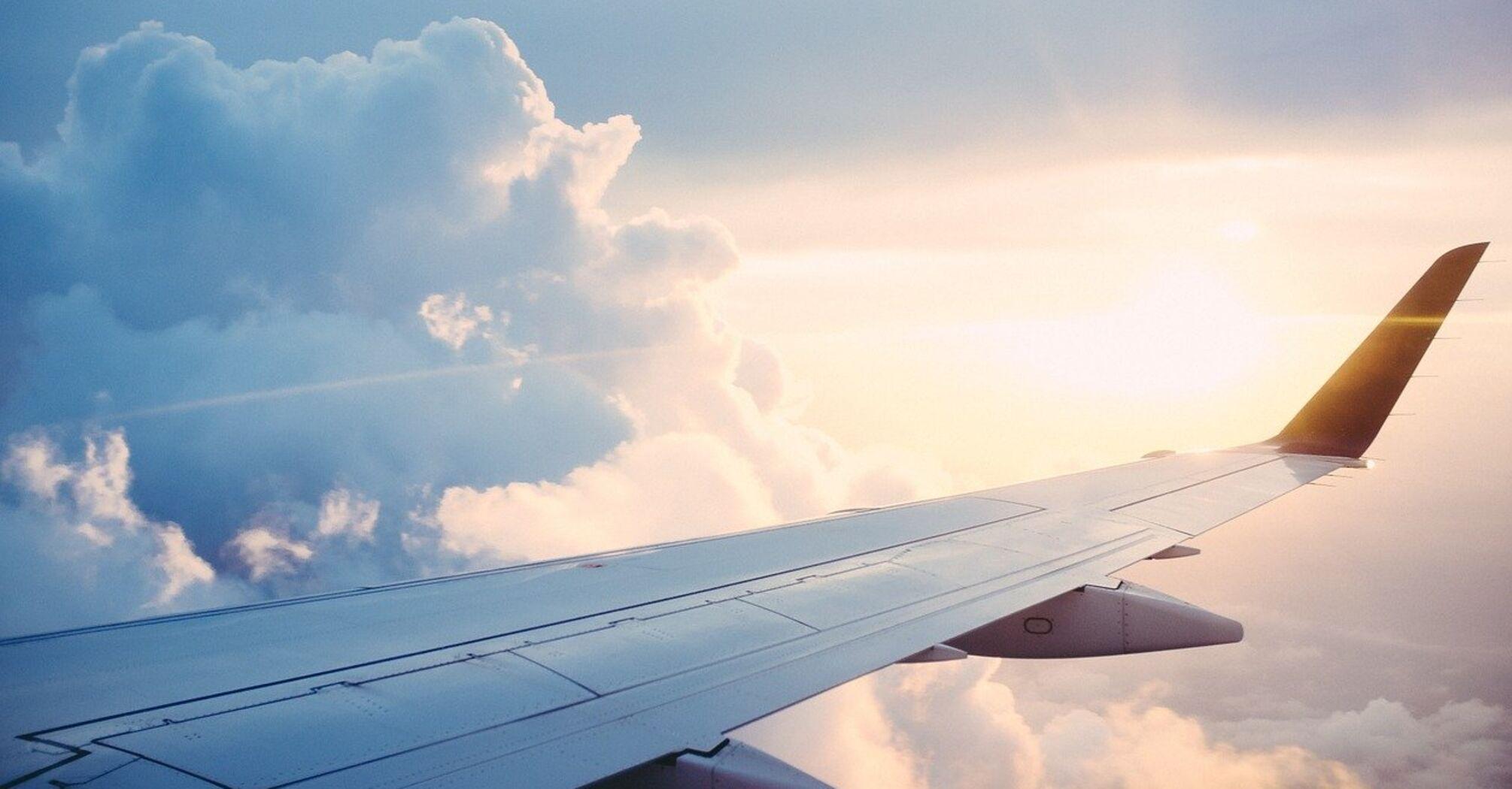 Шмыгаль назвал официальную дату возобновления авиаперелетов по Украине и за границу