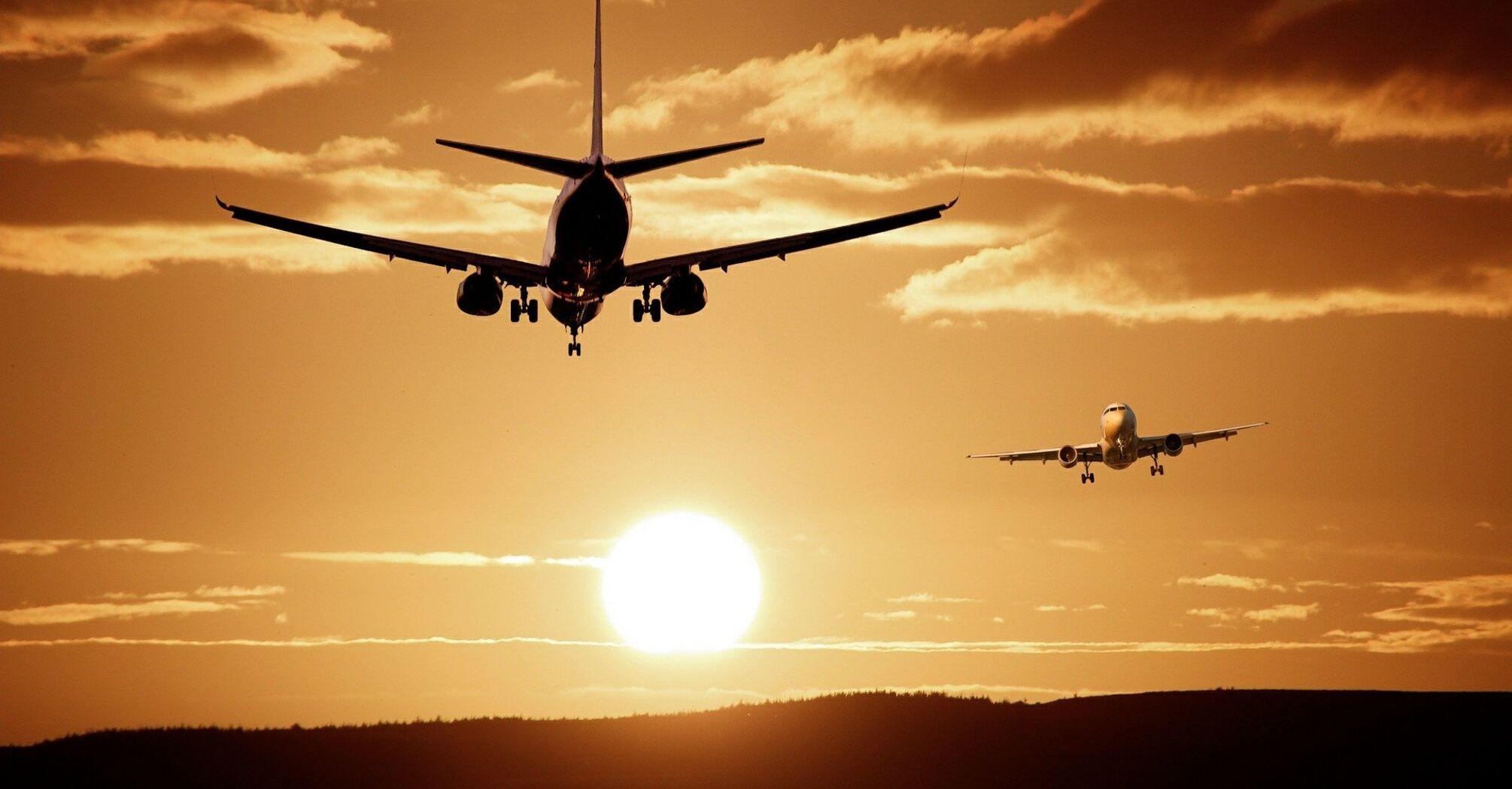 У МЗС назвали країни, з якими у першу чергу може відновитися авіасполучення