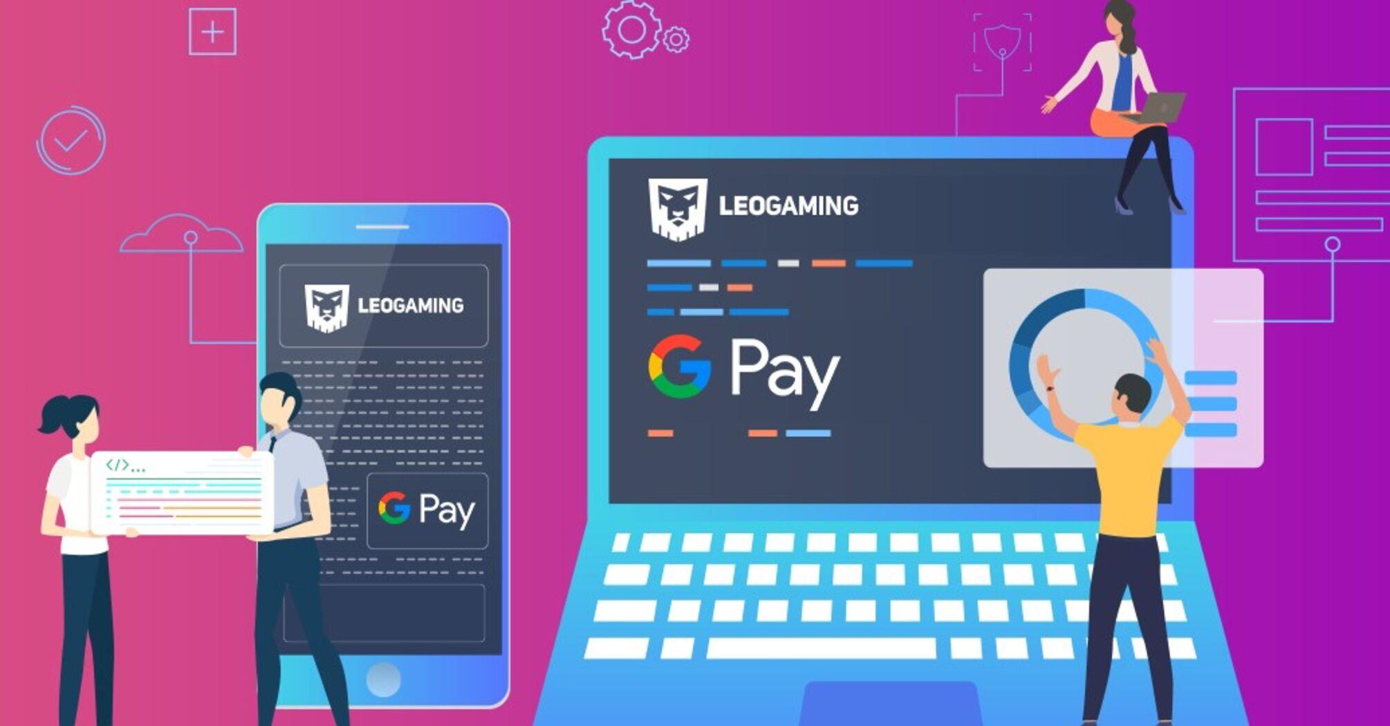 LeoGaming и Concord bank запустили платежи в один клик с Google Pay