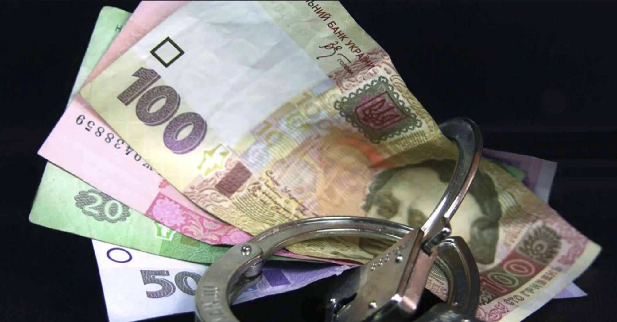 Украине фиксируют всплеск взяточничества во время карантина