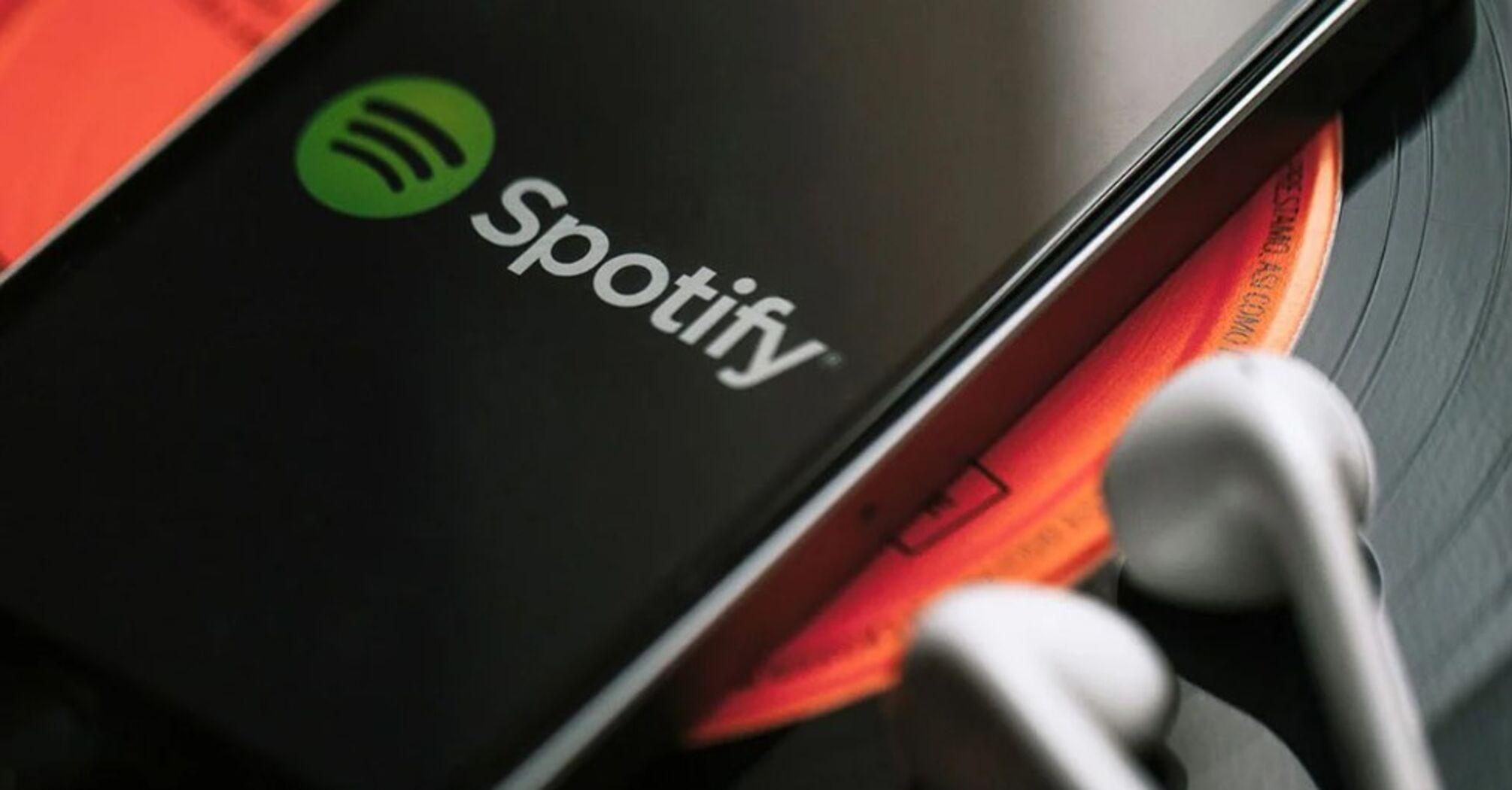 В Украине запустили один из самых популярных в мире музыкальных сервисов