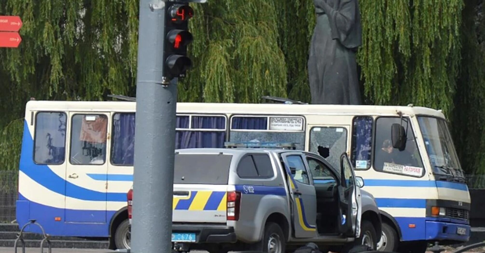 Из-за захвата заложников в Луцке открыли сразу несколько уголовных дел