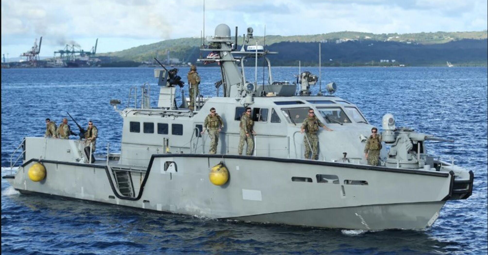 Україна першою отримає американські катери Mark VI