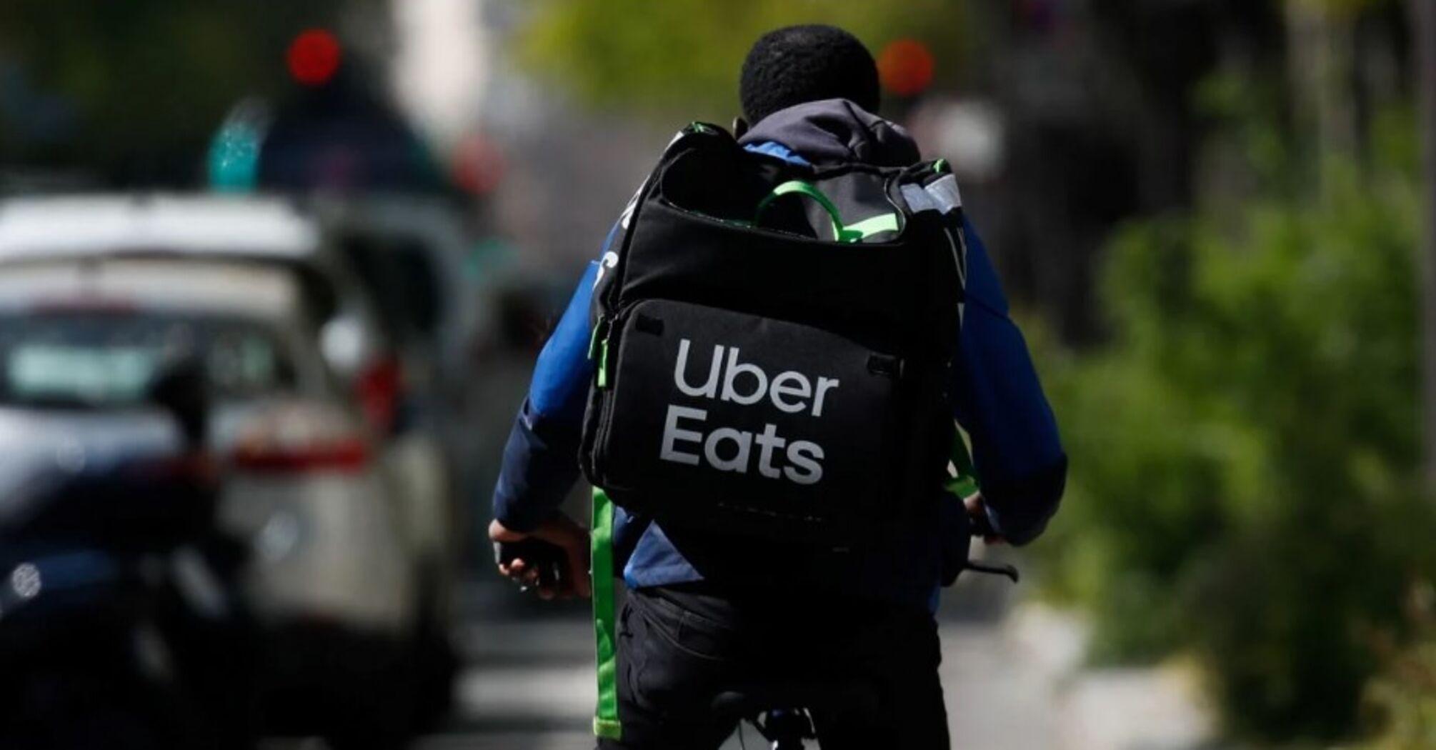 Uber купує сервіс доставки їжі майже за 3 мільярди доларів