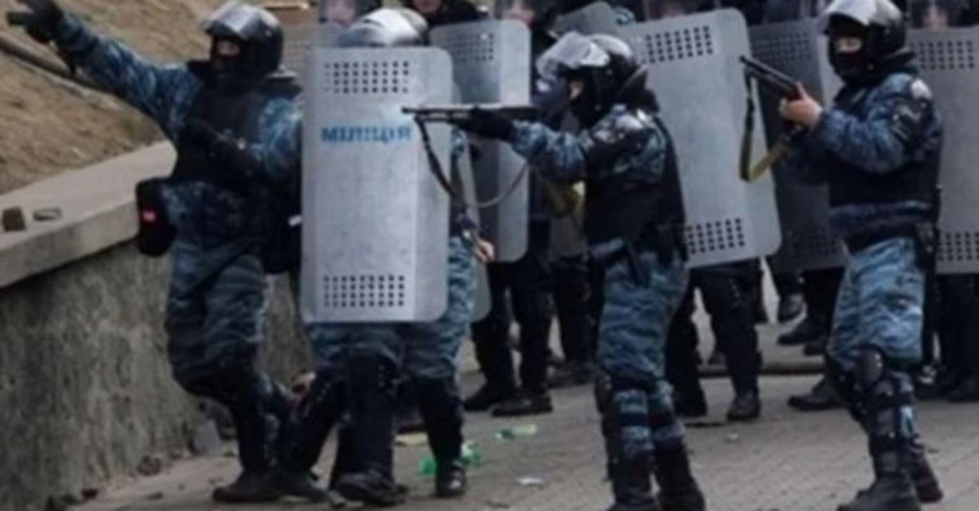 """Двое бывших """"беркутовцев"""" будут отвечать за насильственный разгон """"майдановцев"""""""