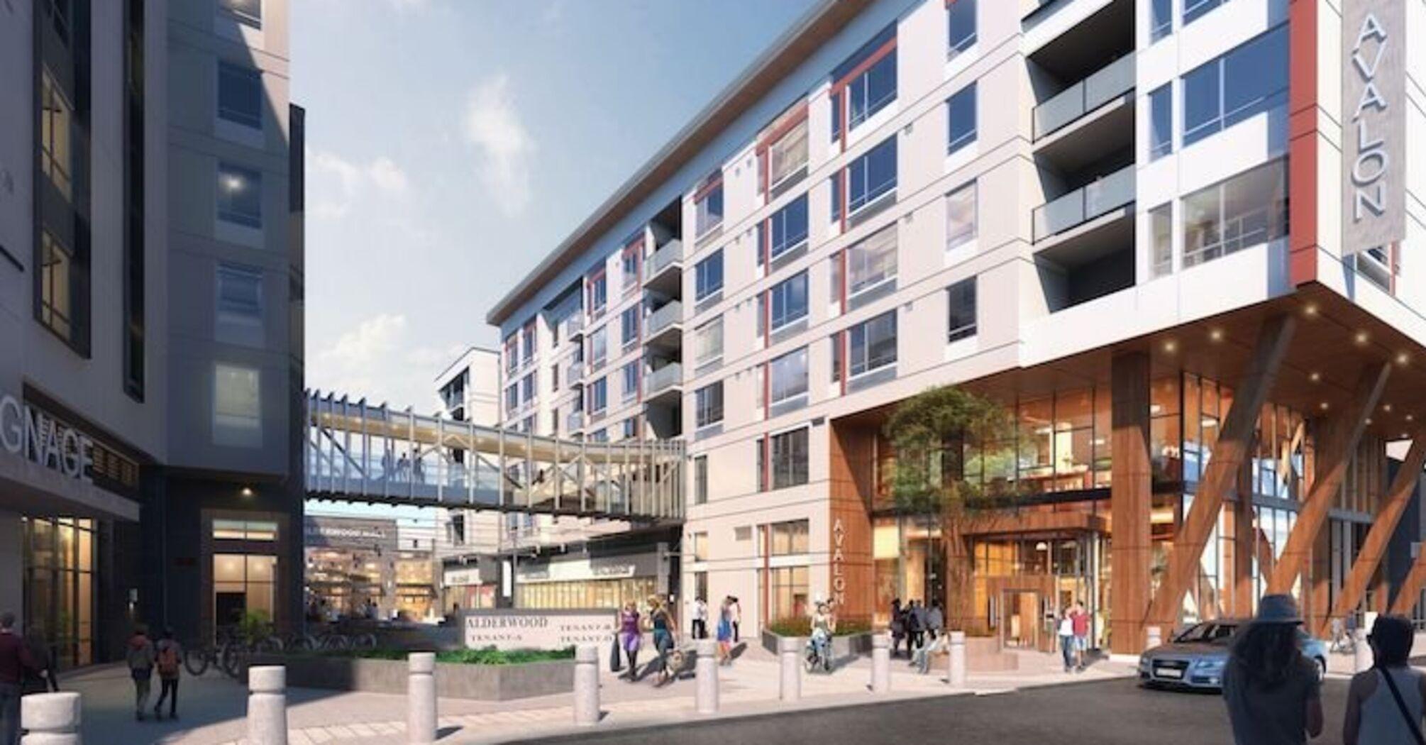 Шопінг-моли у США перетворюватимуть на житлові комплекси