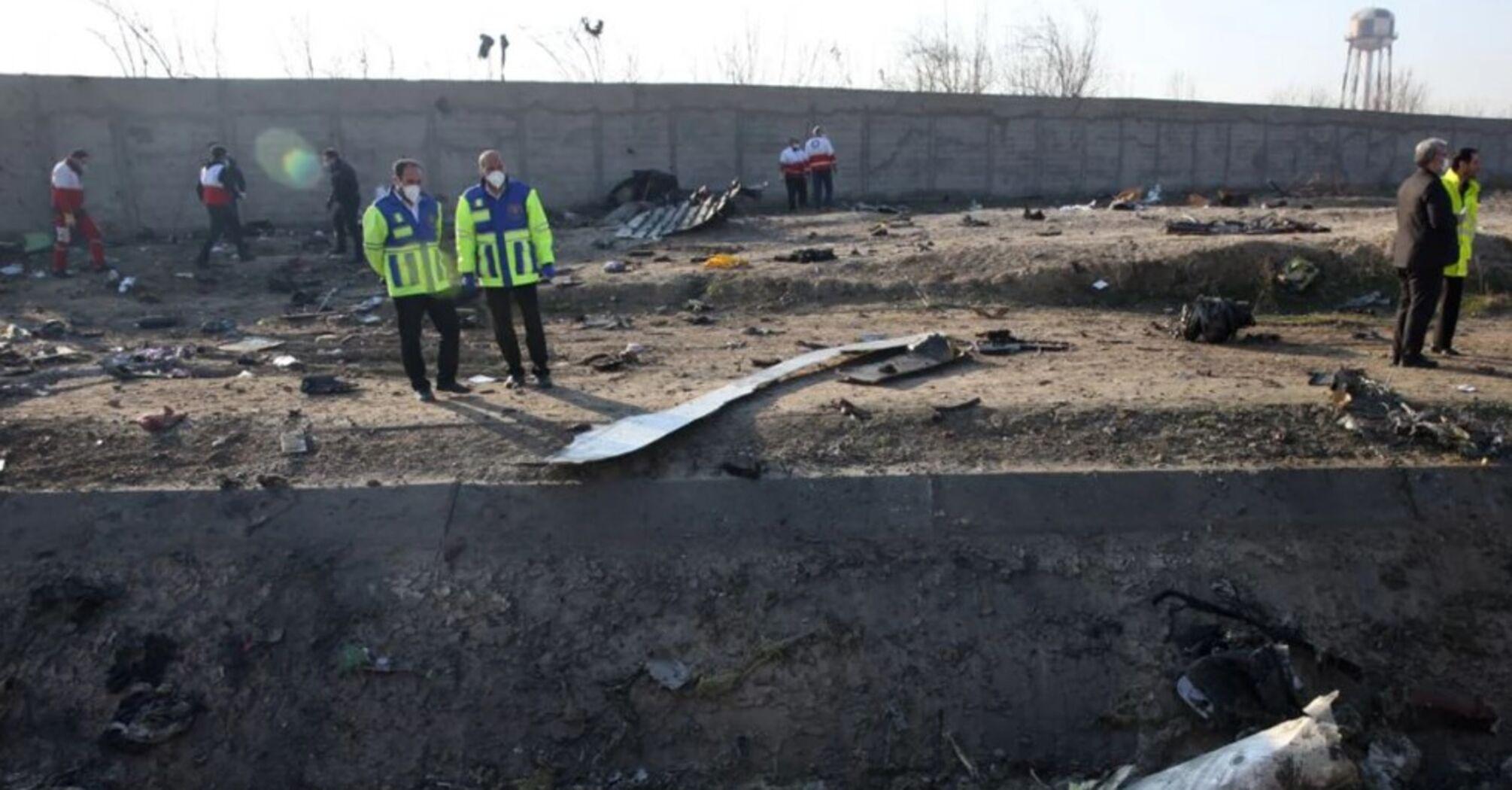 Авиакатастрофа в Тегеране: Иран не идет на переговоры с Украиной о компенсациях жертвам