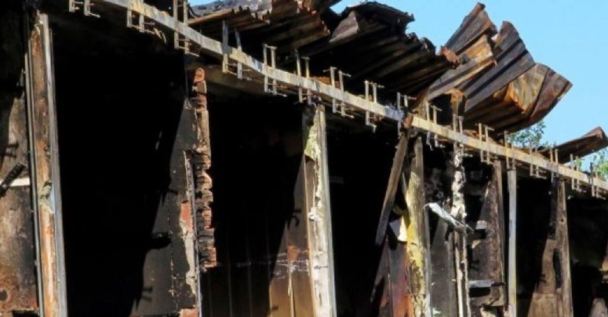 Польская полиция установила мотивы поджога хостела с украинцами