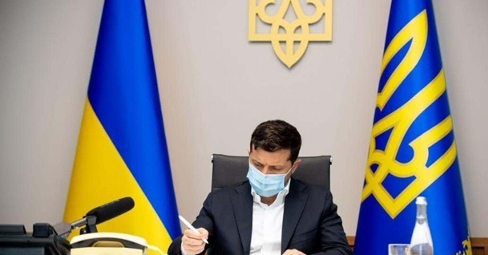 """Зеленський підписав закон """"Про розвідку"""""""