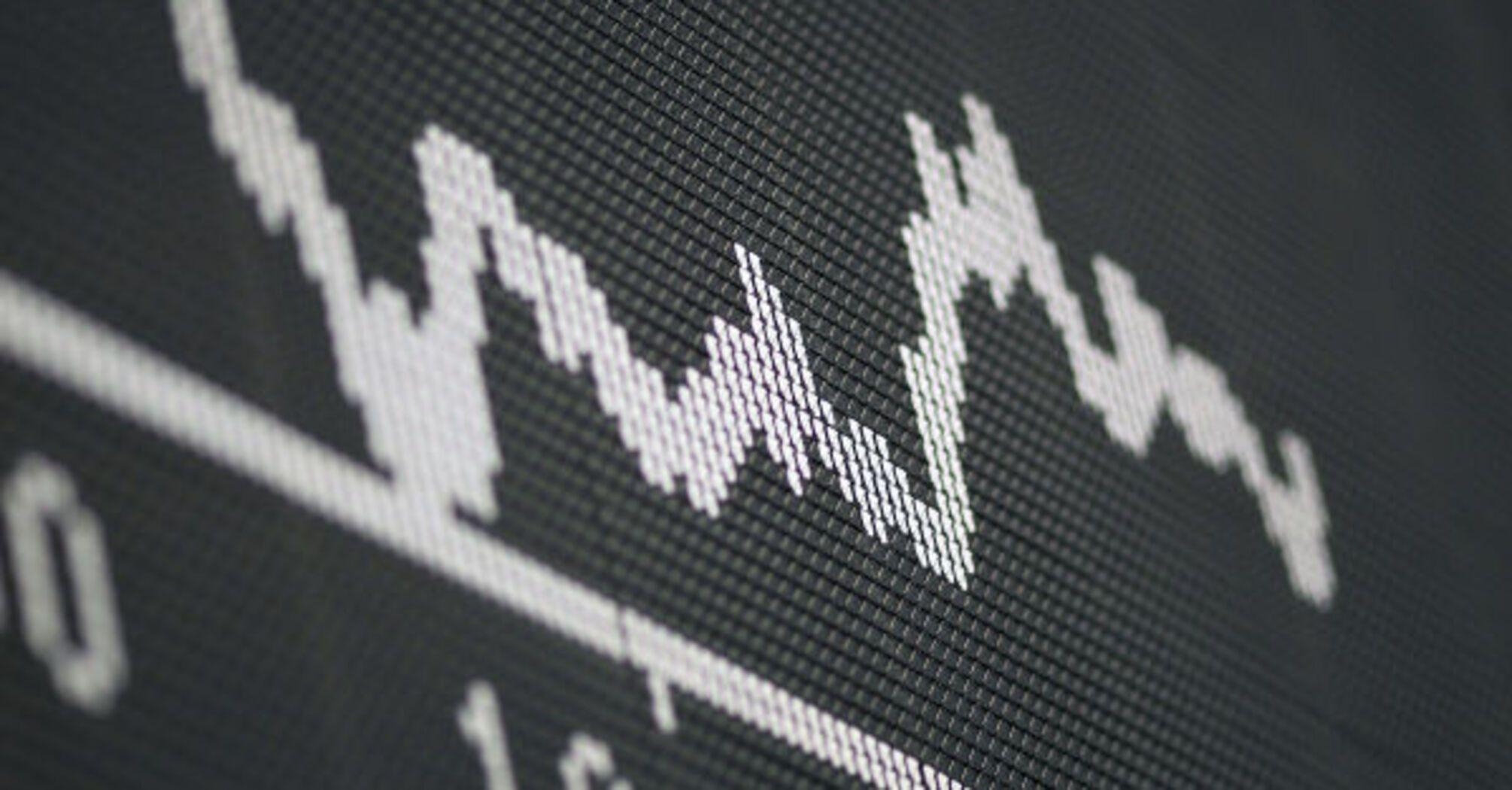 Экономика еврозоны упала на 12% за квартал