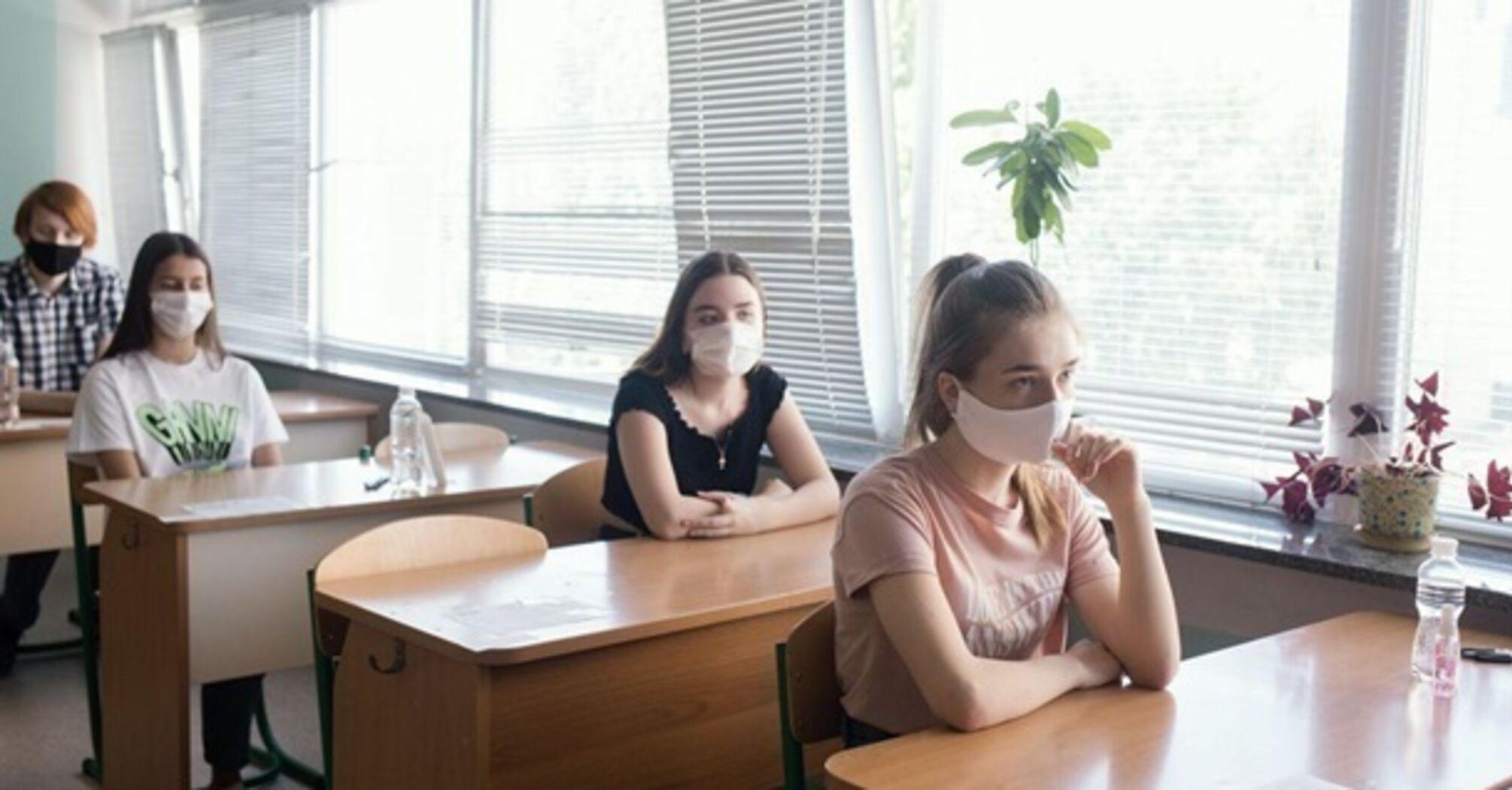 В Киеве закрыли часть школ и детсадов из-за коронавируса
