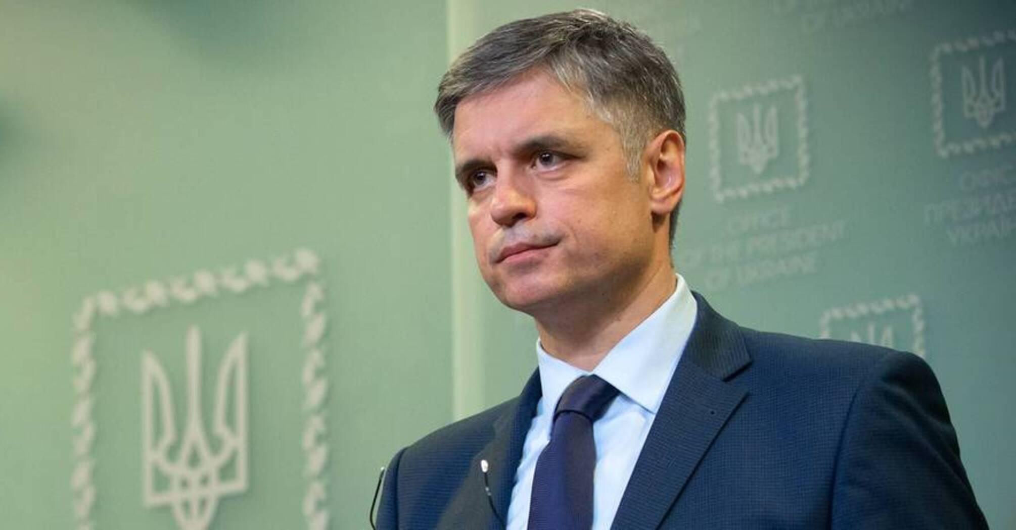 Украина рассчитывает получить летальное оружие от Великобритании, – Пристайко