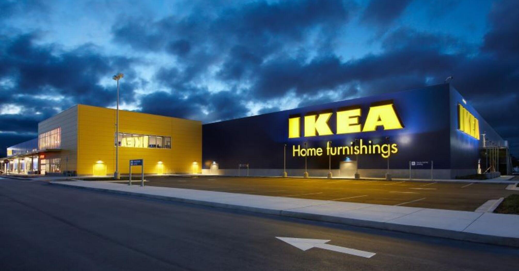 IKEA откроют в столичном ТРЦ Blockbuster Mall