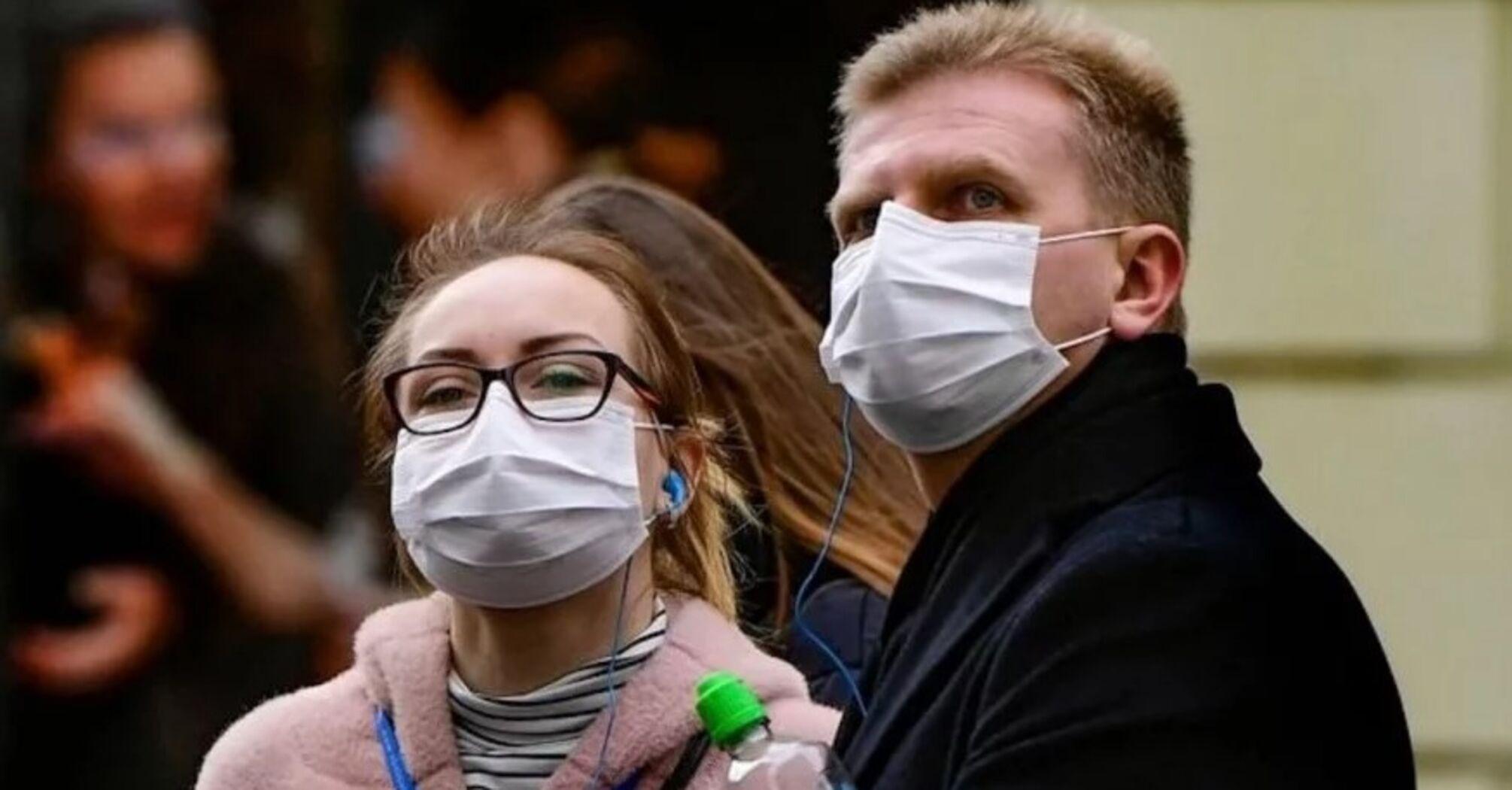 В Киеве COVID-19 выявлен почти у 200 человек за сутки