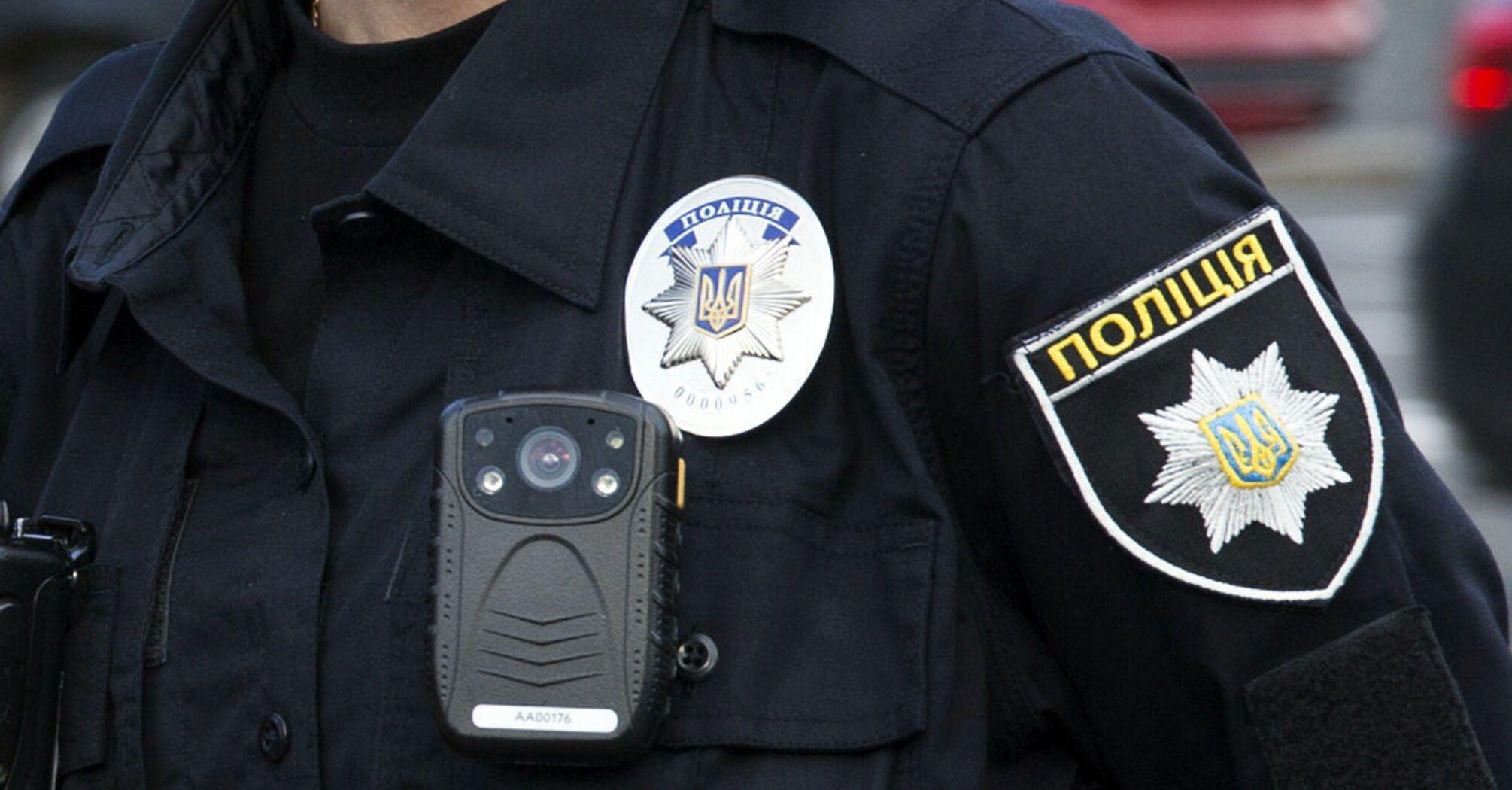 Поліція Києва посилила заходи безпеки в центрі міста через масові акцій