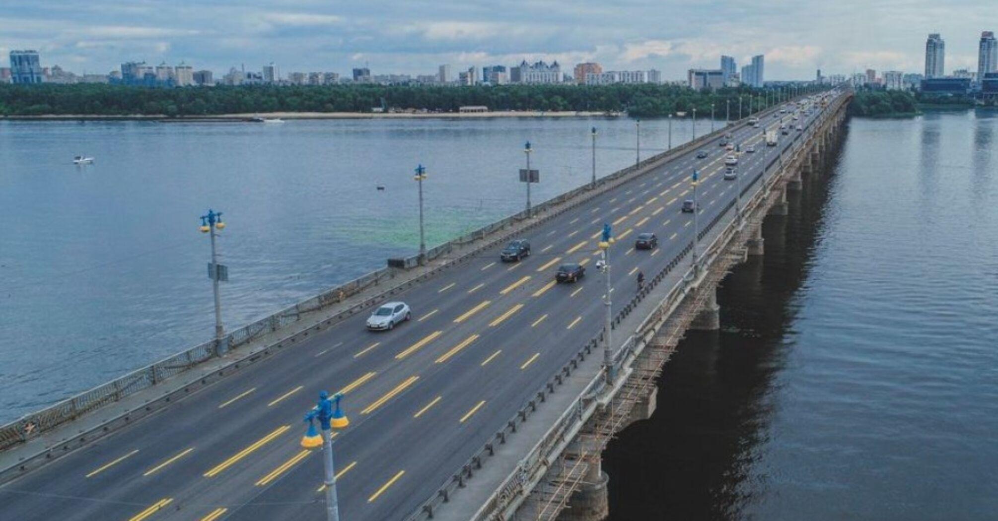 У Києві розпочнуть реставрацію моста Патона