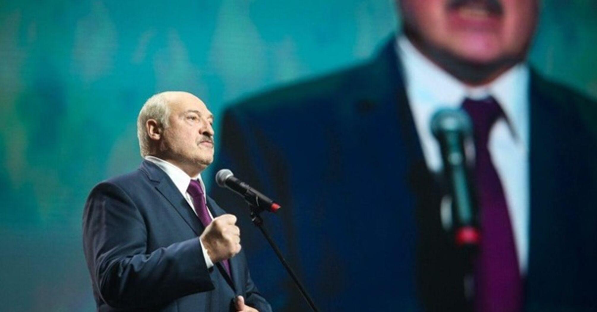 Лукашенко заявив про посилення кордону з Україною