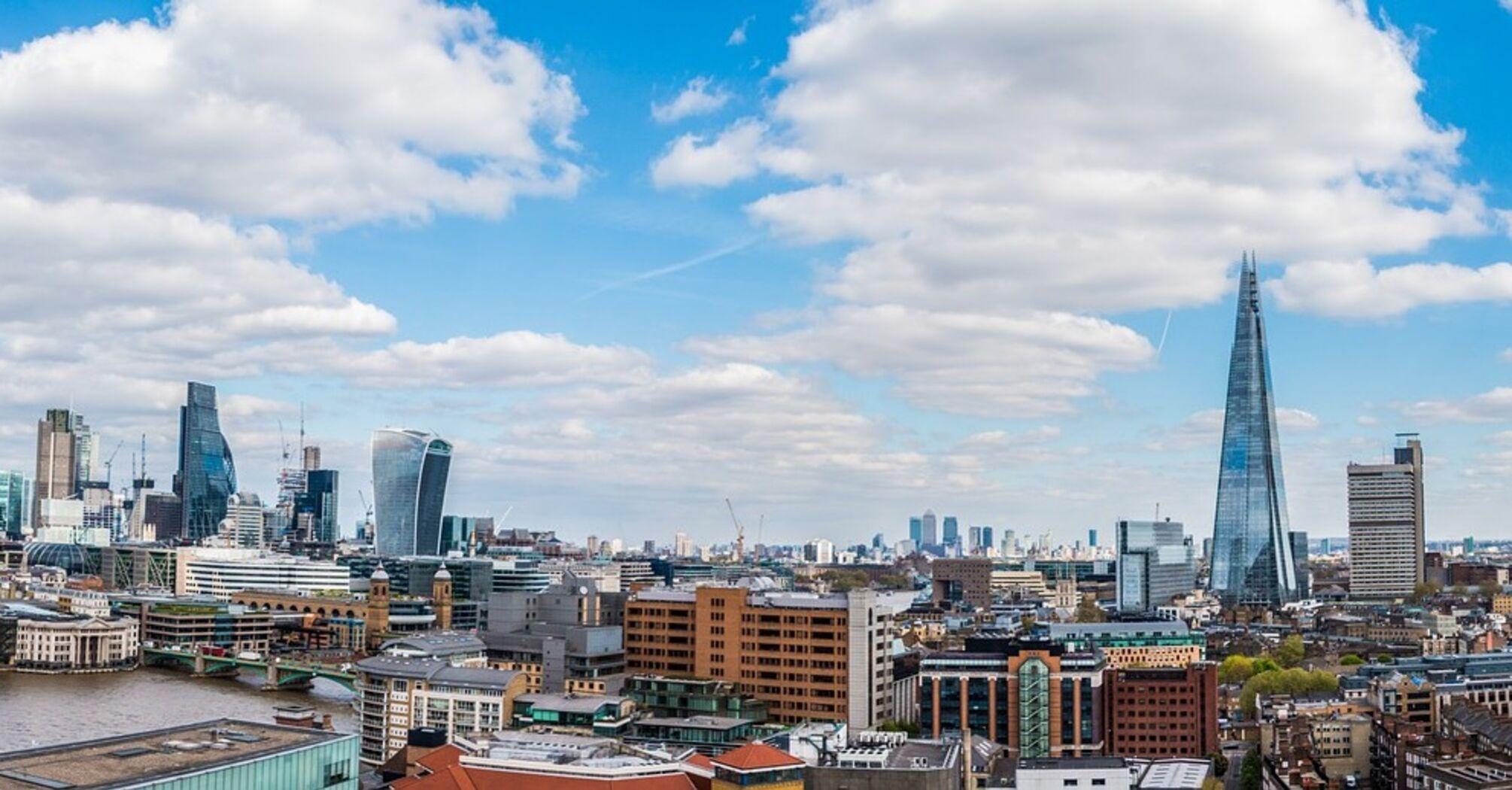 Попит і ціни на нерухомість Лондона виросли