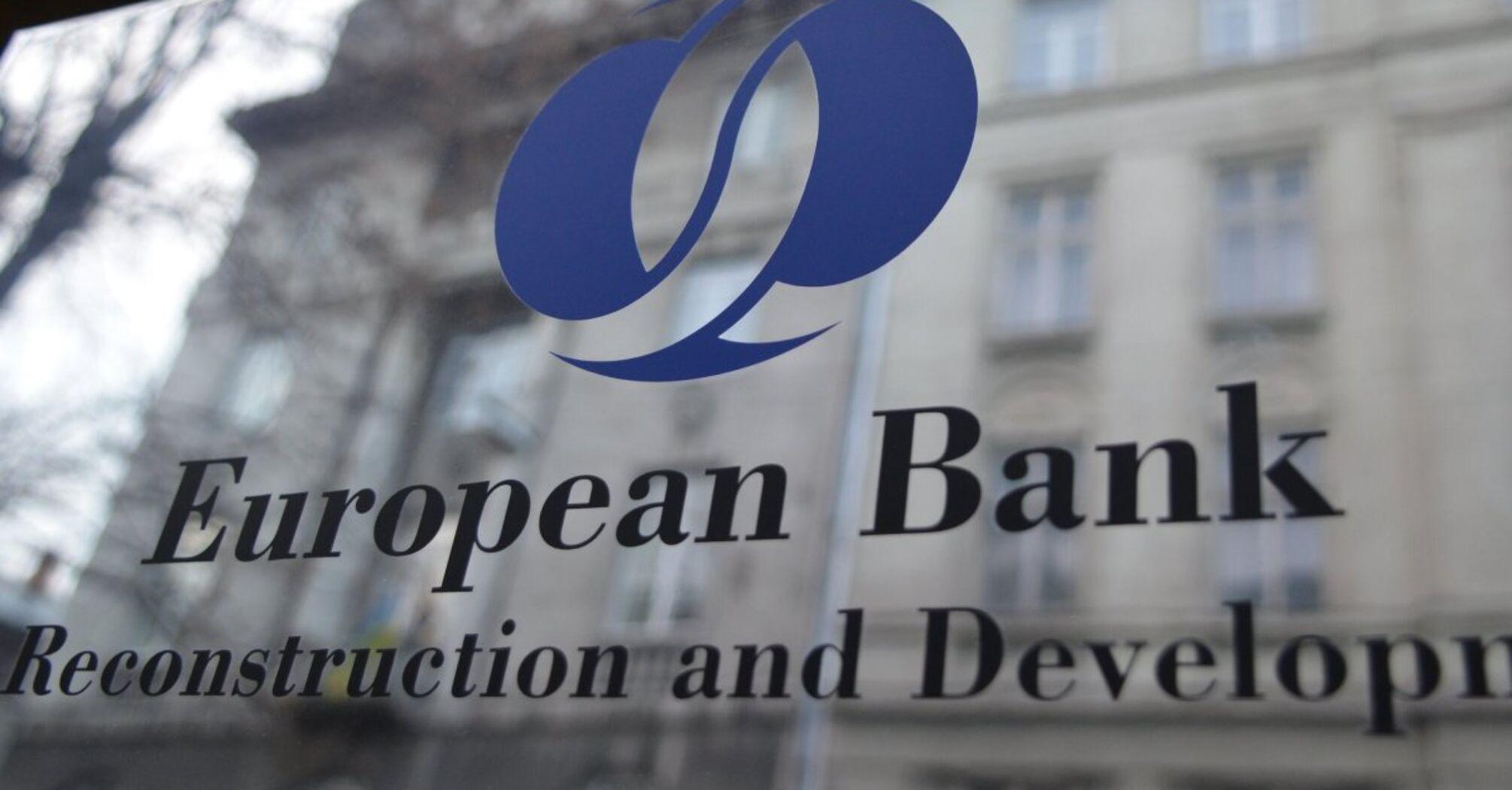 Падіння економіки в Україні не критично - ЄБРР