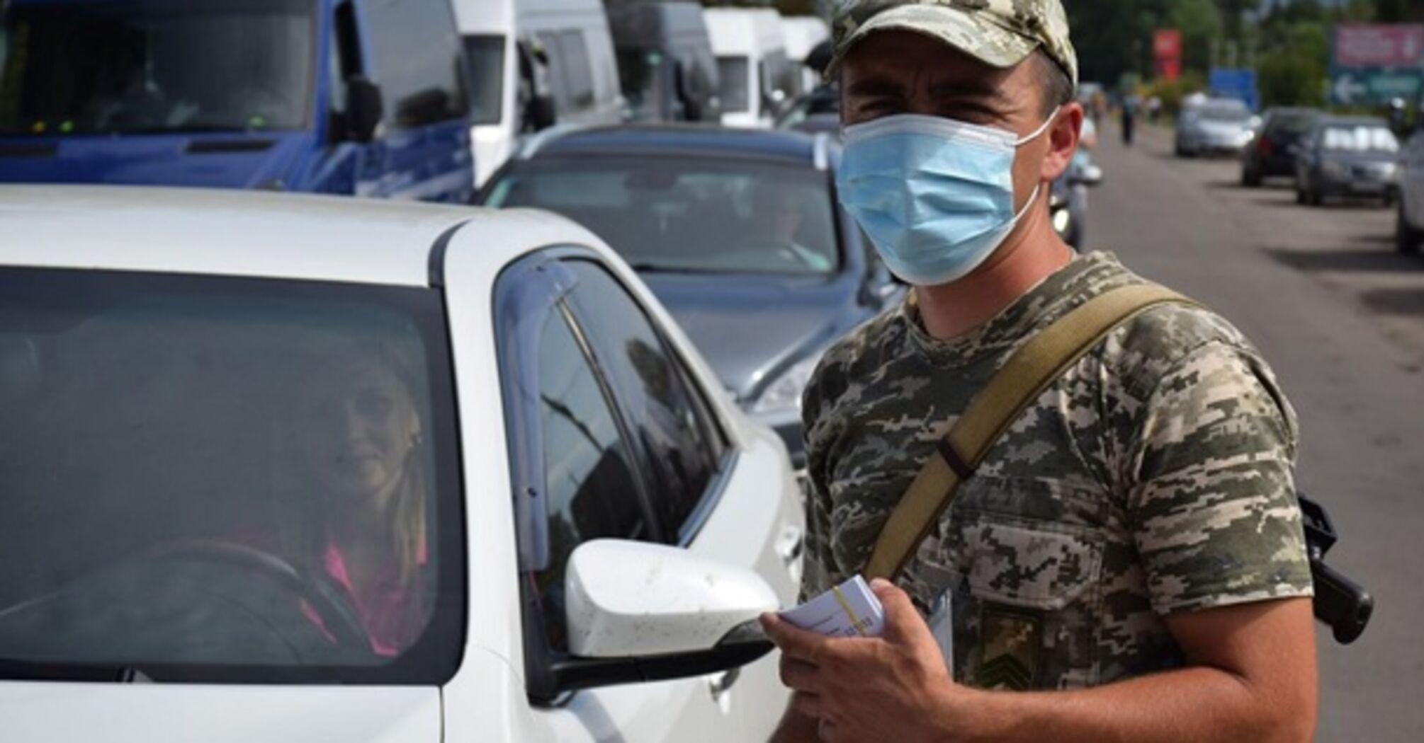Изменены правила для въезда иностранцев в Украину