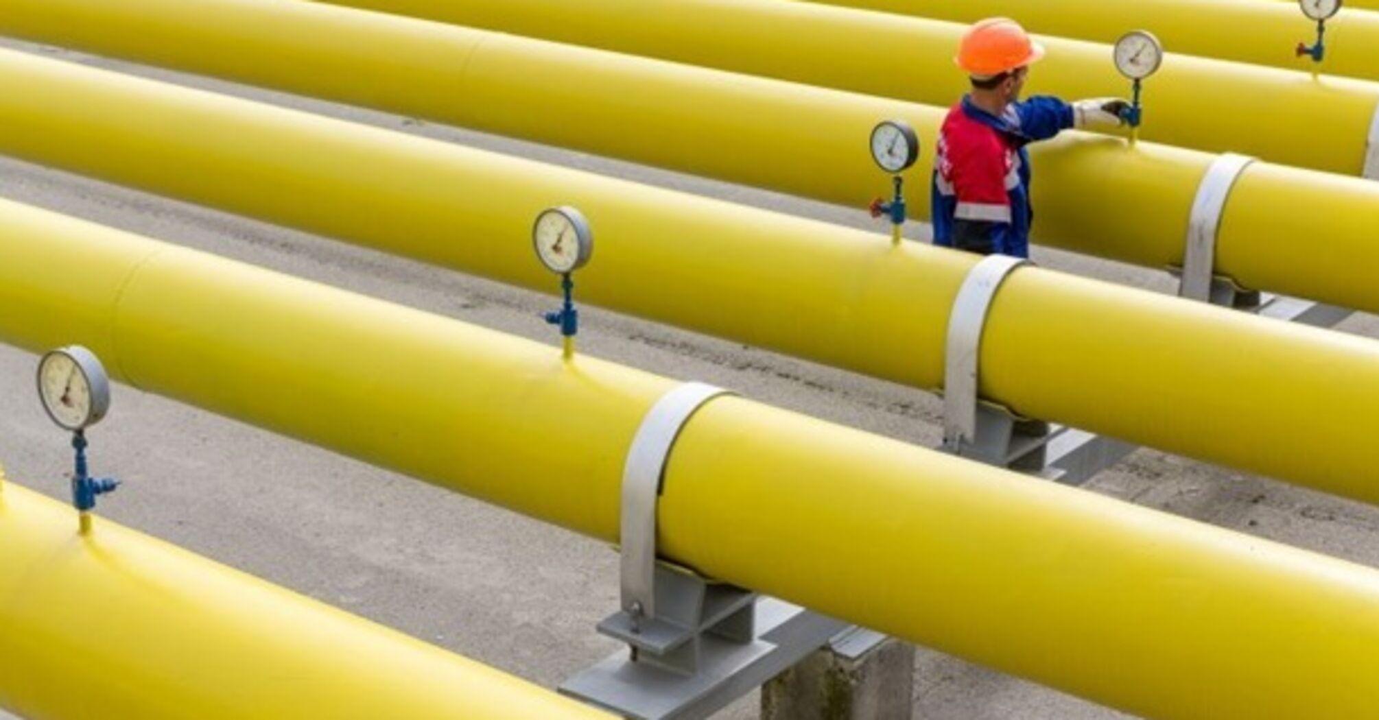 Цена на Газ в Европе выросла до максимума в 2020 году