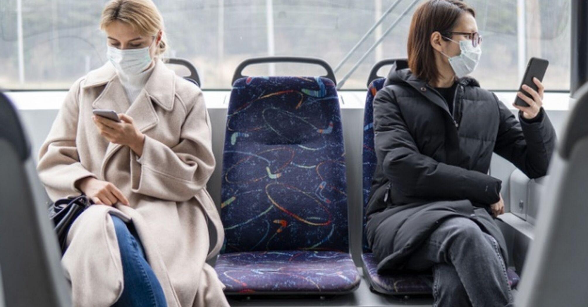 """В Украине запретили пассажирские перевозки в """"красных"""" зонах: названы исключения"""