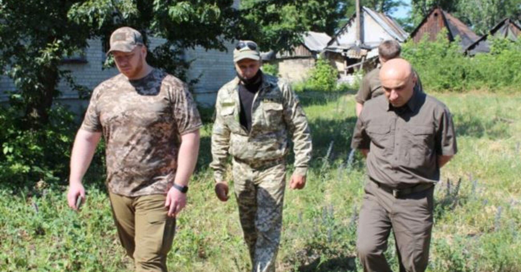 """Заступник генпрокурора України Мамедов: """"На Донбасі Росія використовує найманців із понад 30 країн"""""""