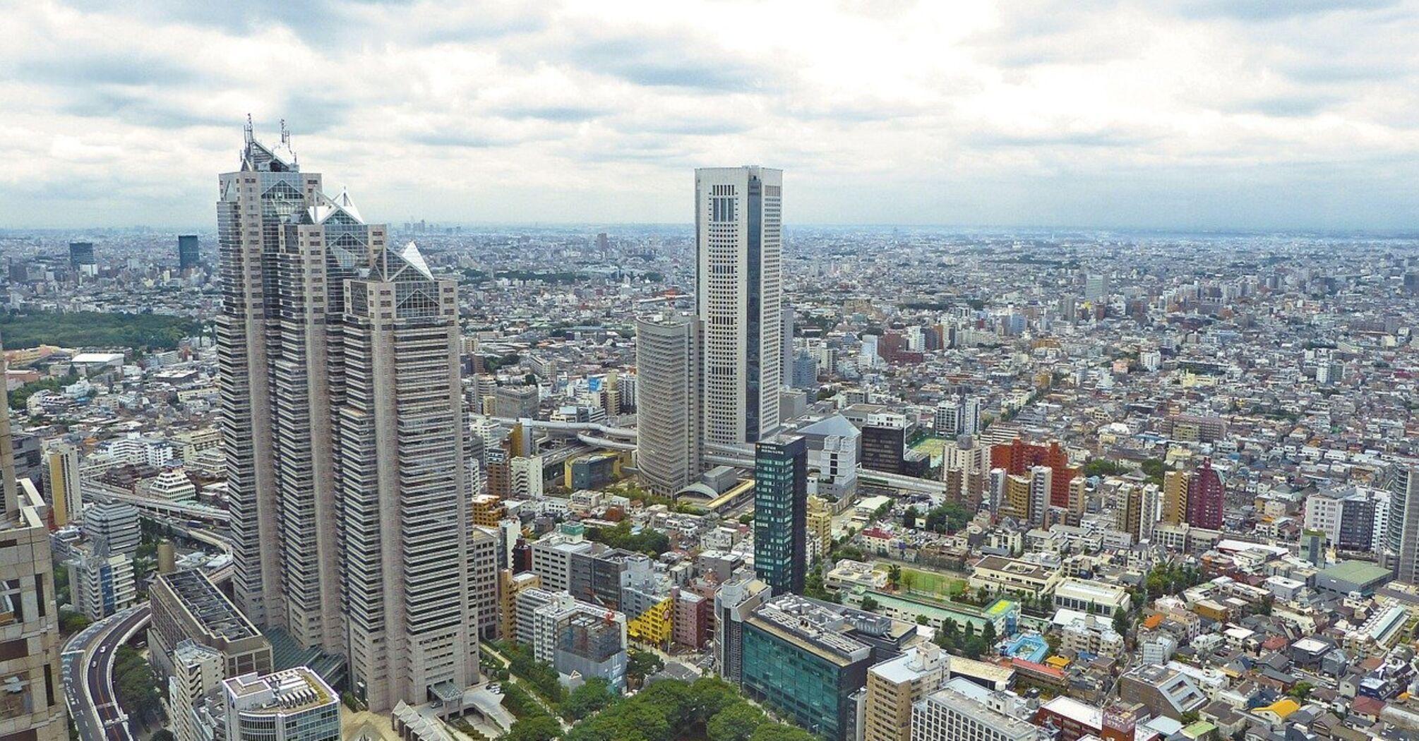 Економіка Японії обвалилася більш ніж на 28% за квартал