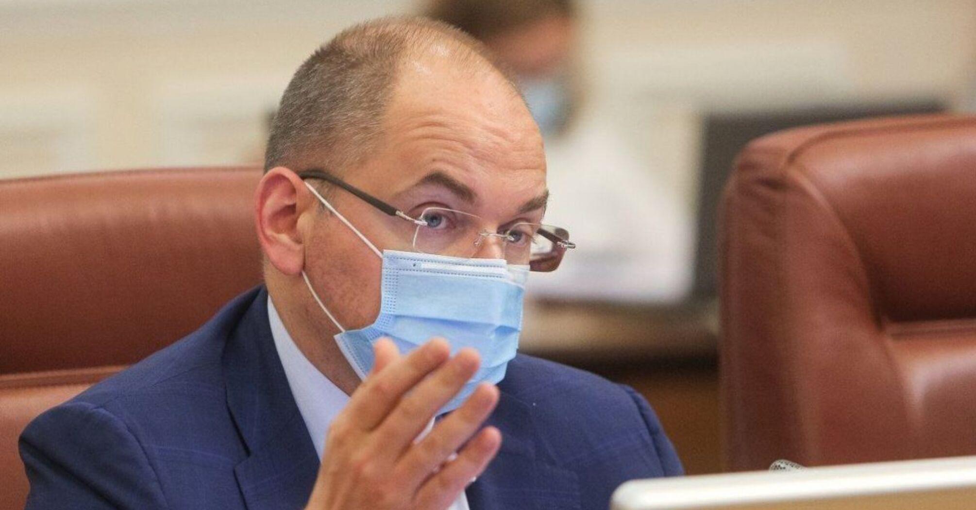 Карантин в Украине не послабят: Степанов призвал соблюдать ограничения