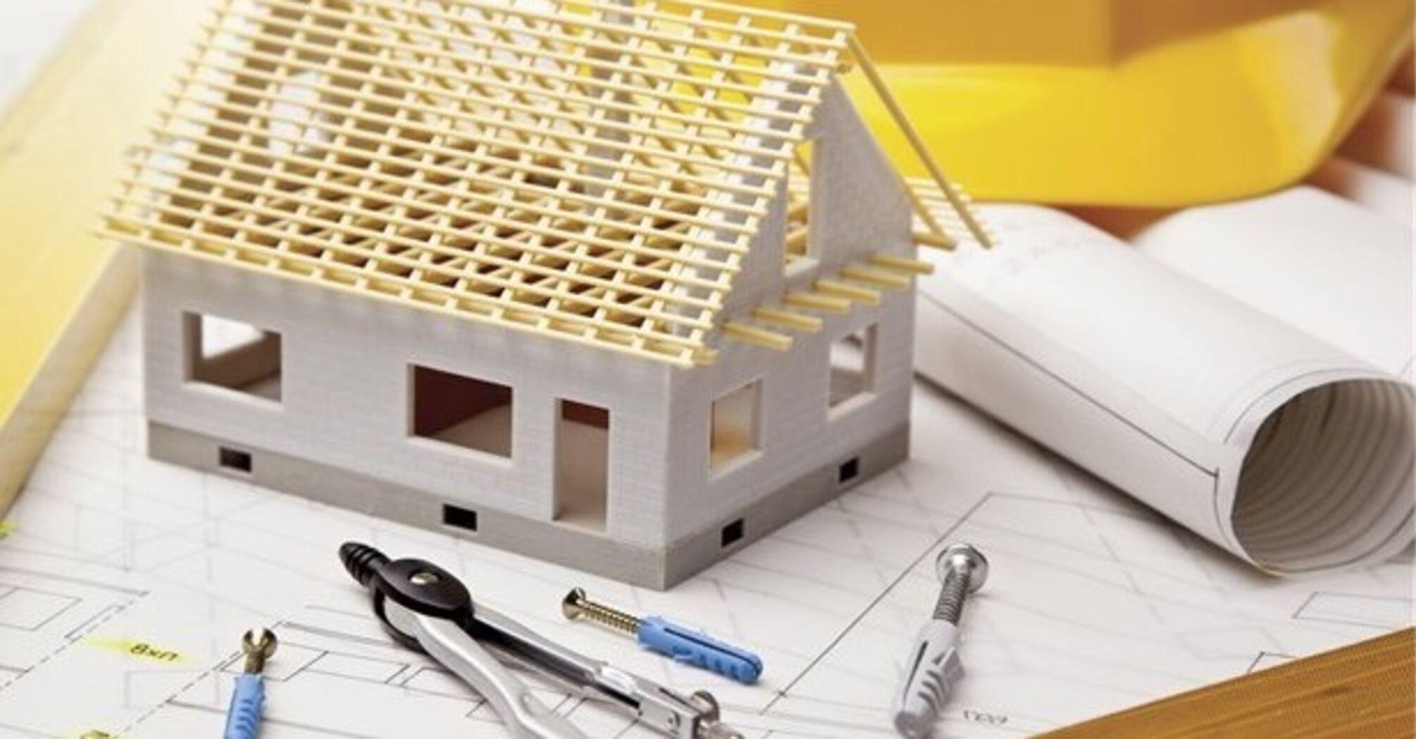 При видачі будівельного паспорта пропонується збільшити площу об'єктів до 500 кв.м