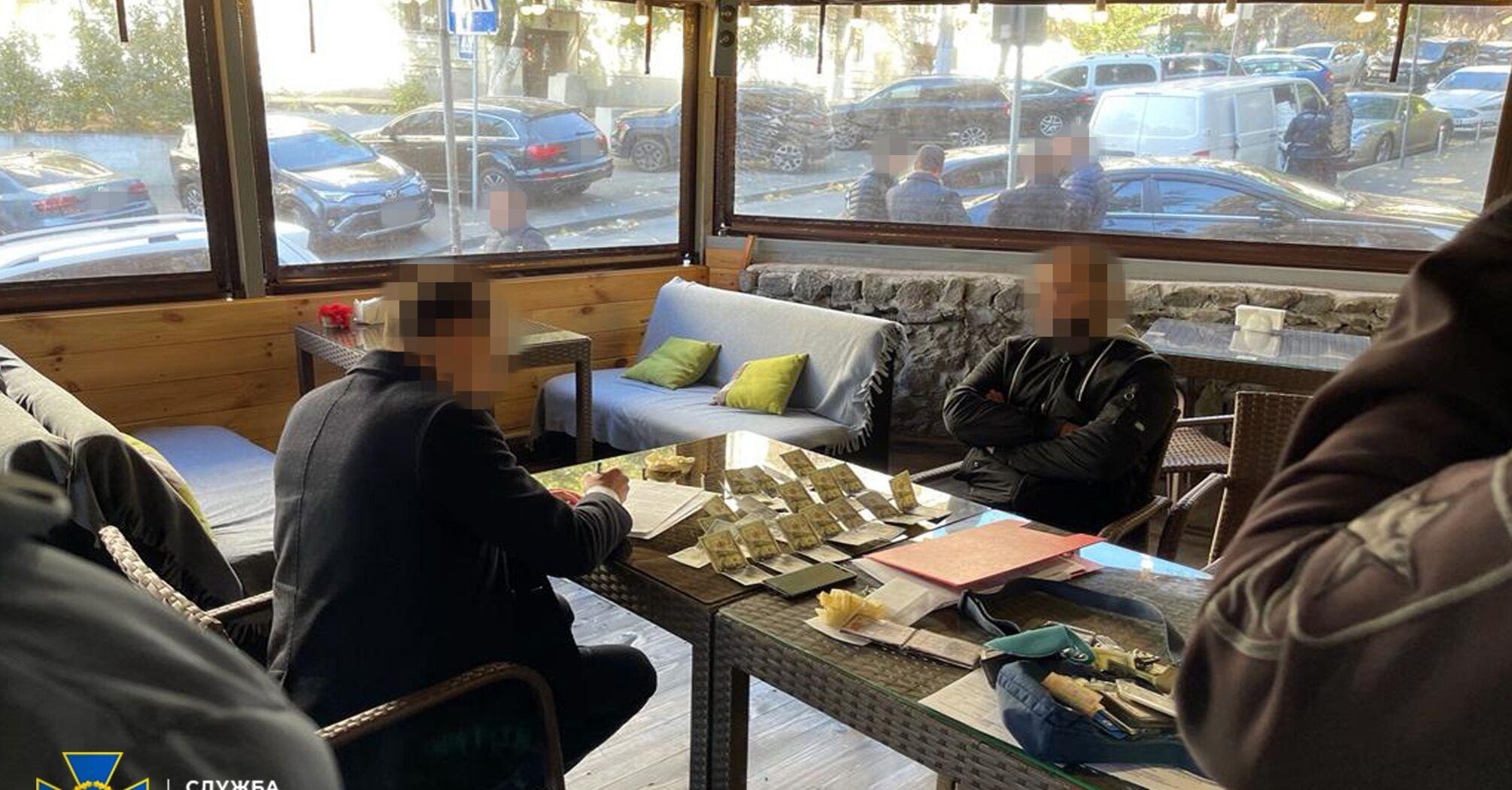 СБУ оголосила про викриття злочинця в КМДА