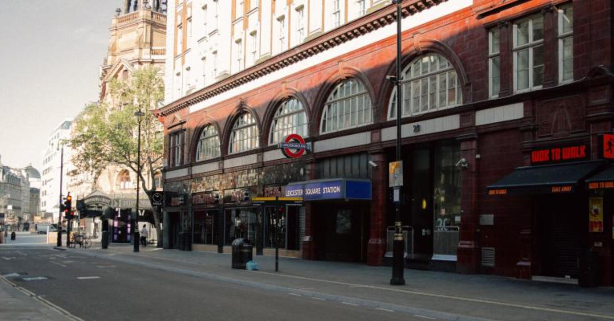 Середні орендні ставки в Лондоні опустилися на 13%