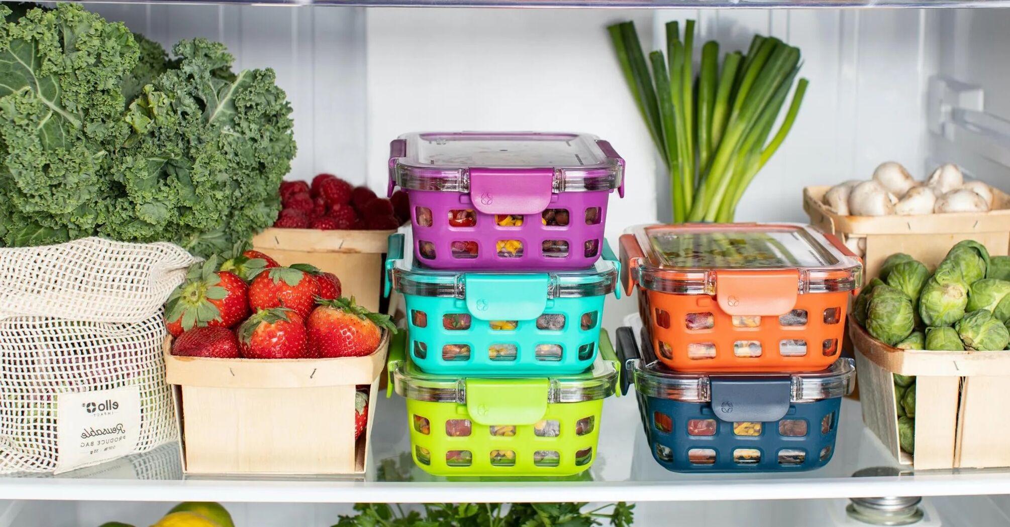 25 продуктов, которые должны быть на каждой кухне