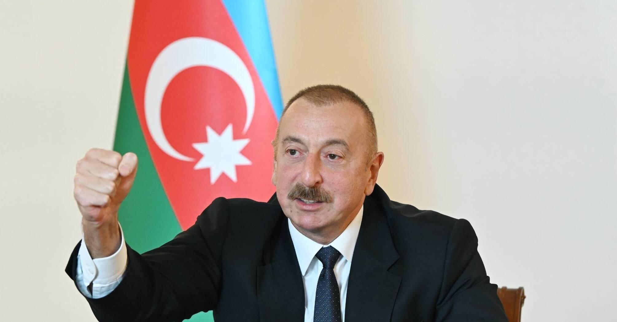 Азербайджан начал строительство аэропорта в Нагорном Карабахе