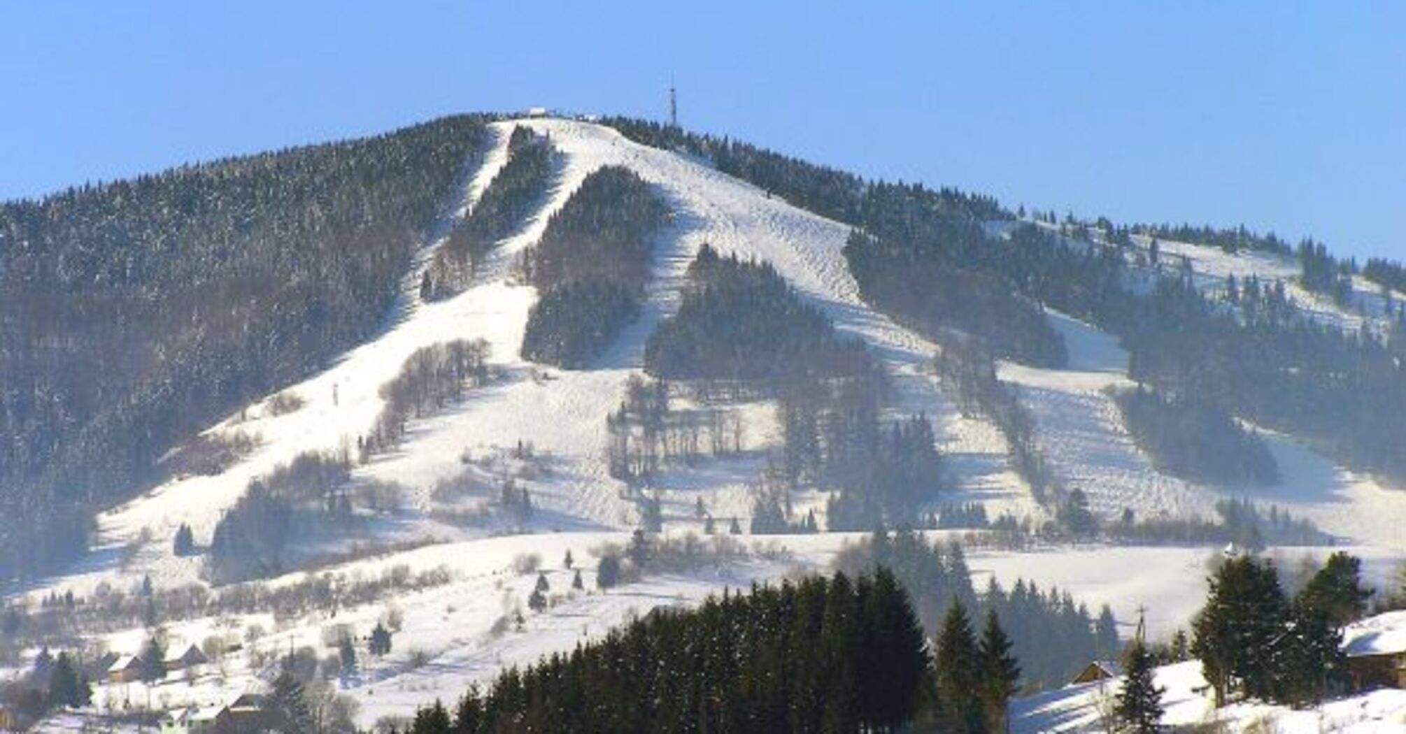 """Вітчизняний інвестор планує розпочати будівництво курорту """"Славсько"""" на $100 млн"""