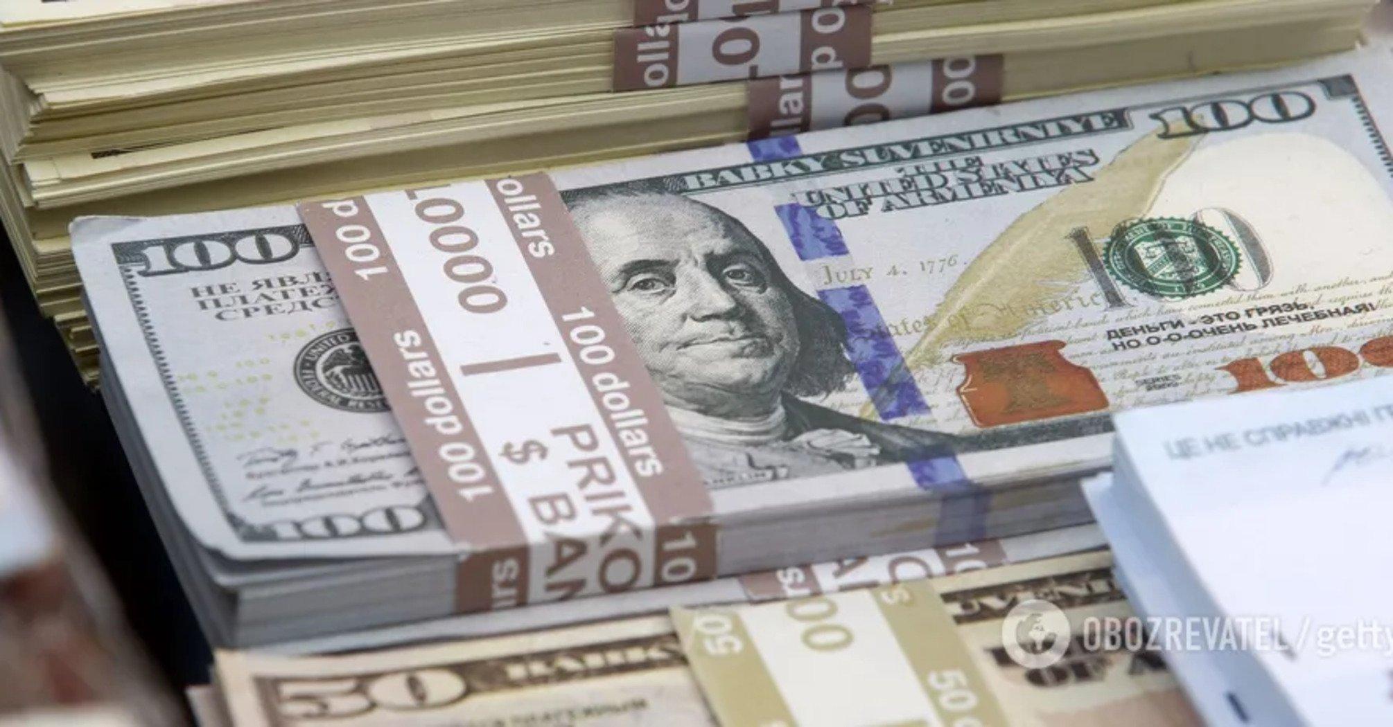 Курс доллара подскочил за выходные: сколько стоит валюта в Украине